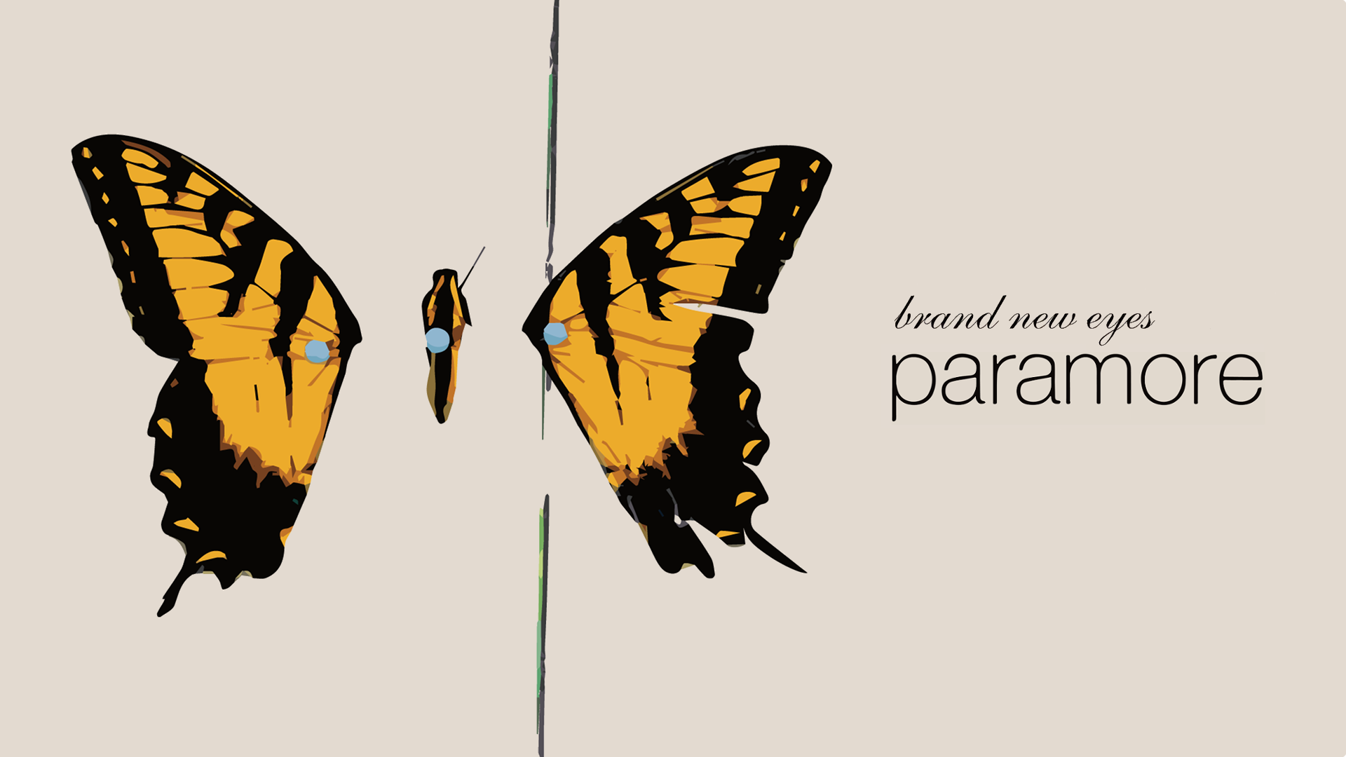 Paramore Brand New Eyes Cover 1996039 Hd Wallpaper