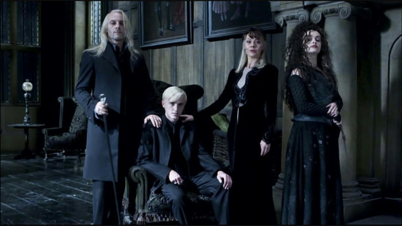 Harry Potter The Malfoy Family 1997965 Hd Wallpaper Backgrounds Download