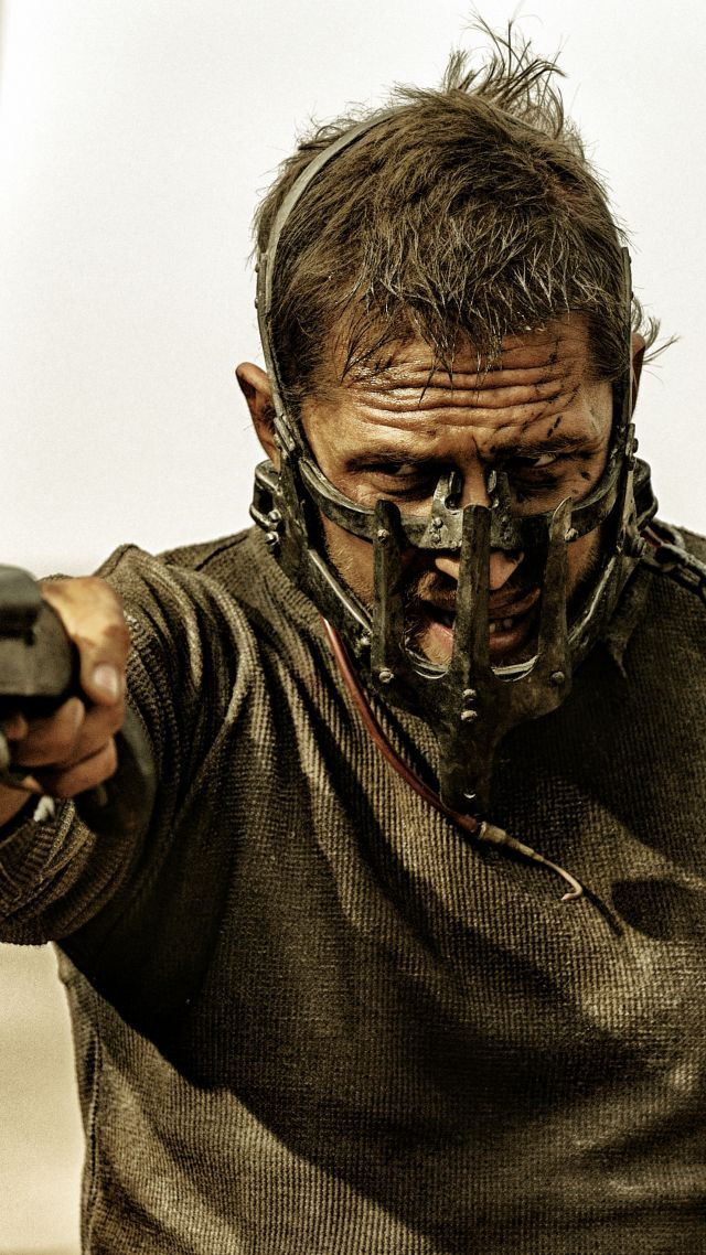 Mad Max - Tom Hardy Mad Max Film , HD Wallpaper & Backgrounds