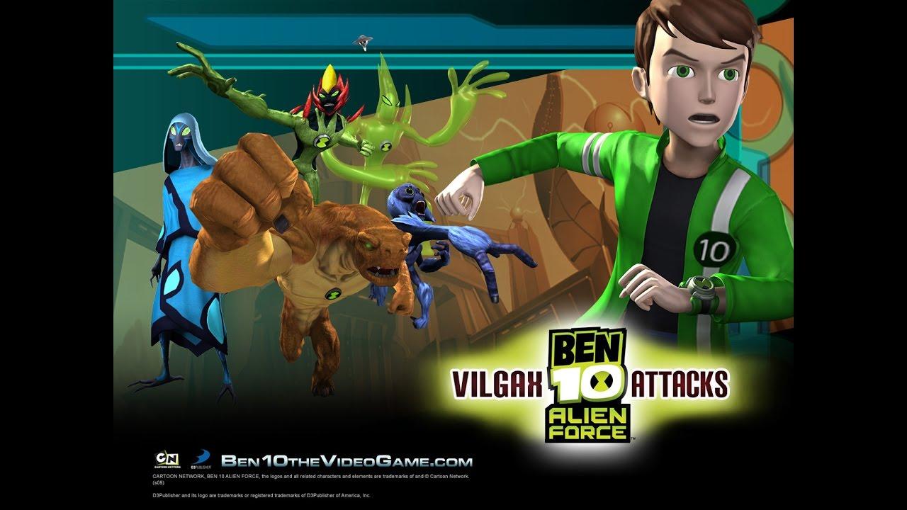 Ben 10 Wallpapers Ultimate Alien Force Download Ben 10 Vilgax