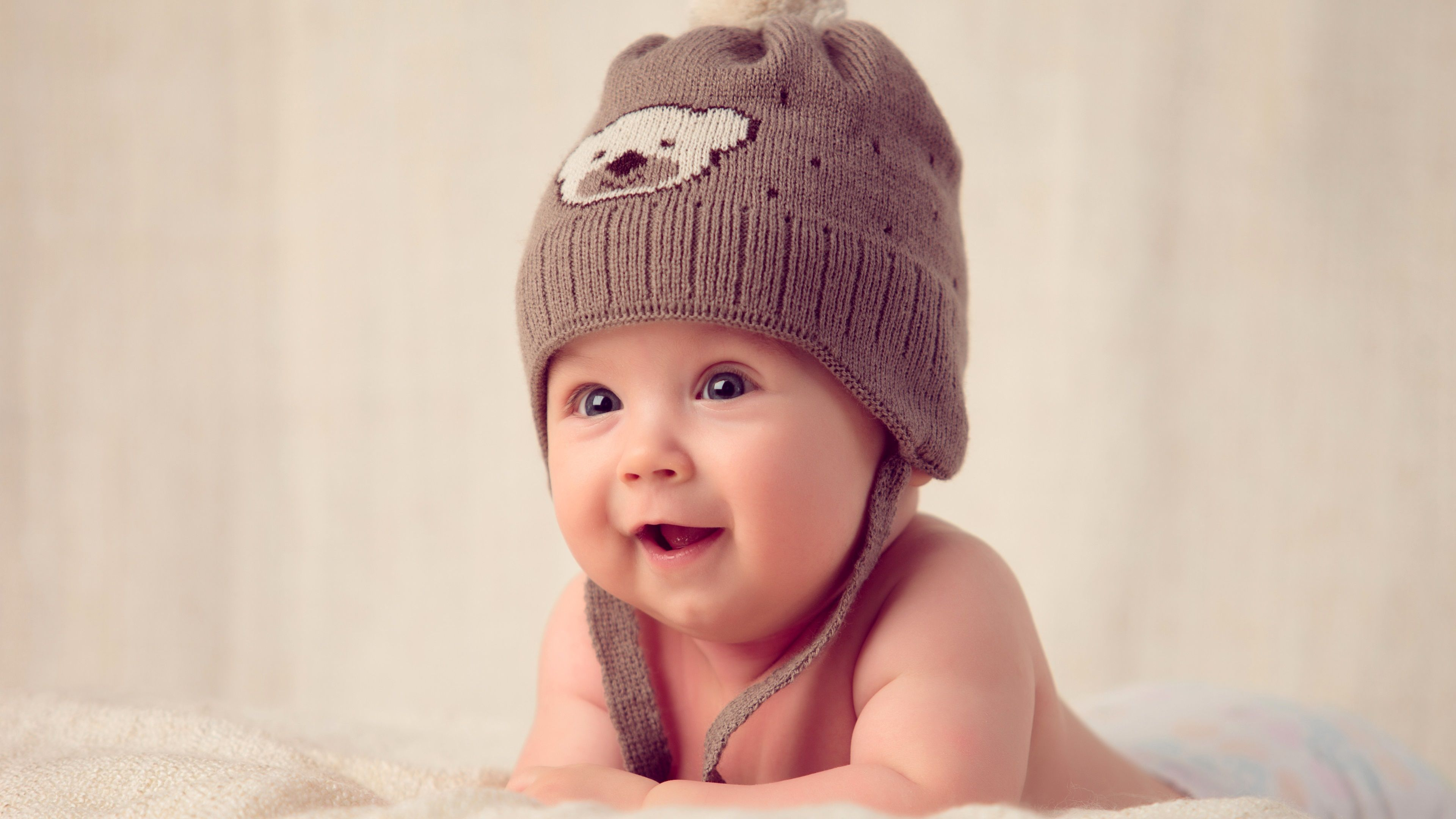 Cute Baby Wallpapers Picture - Cute Baby Pic Of Dp , HD Wallpaper & Backgrounds