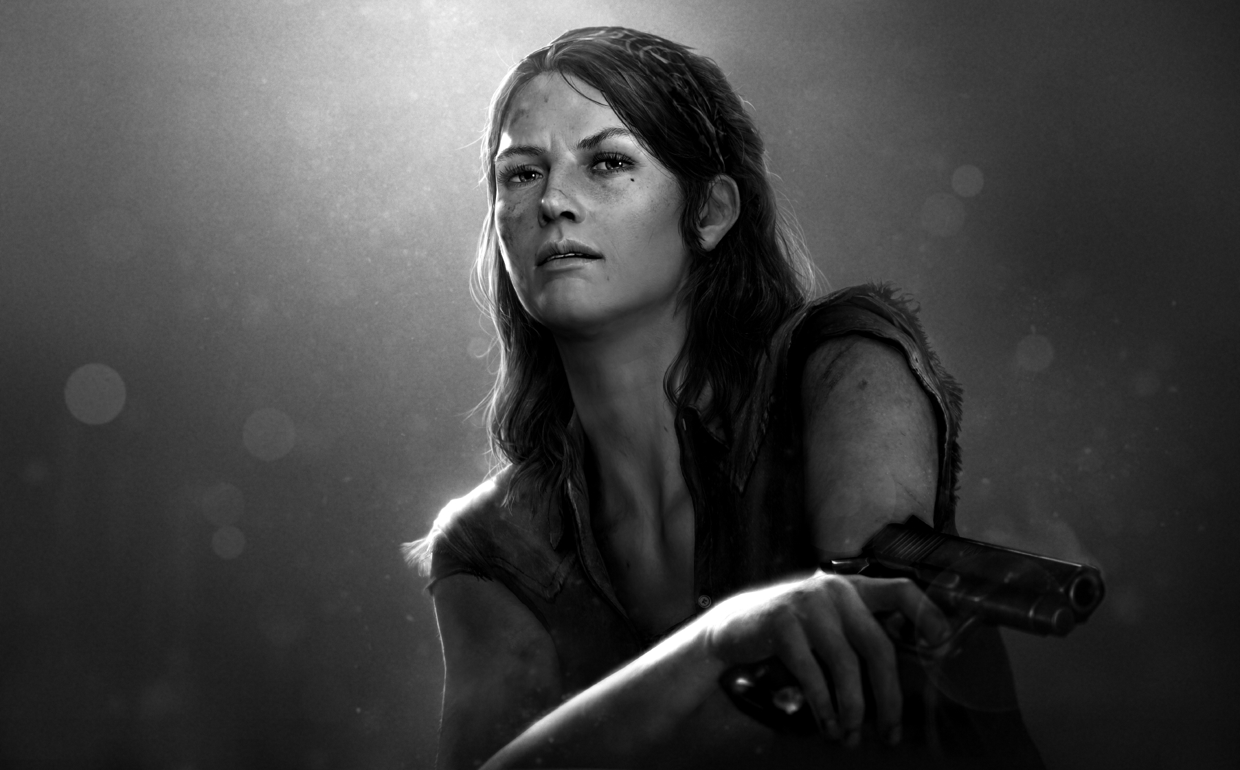 The Last Of Us Tess Wallpapers - Tess The Last Of Us , HD Wallpaper & Backgrounds