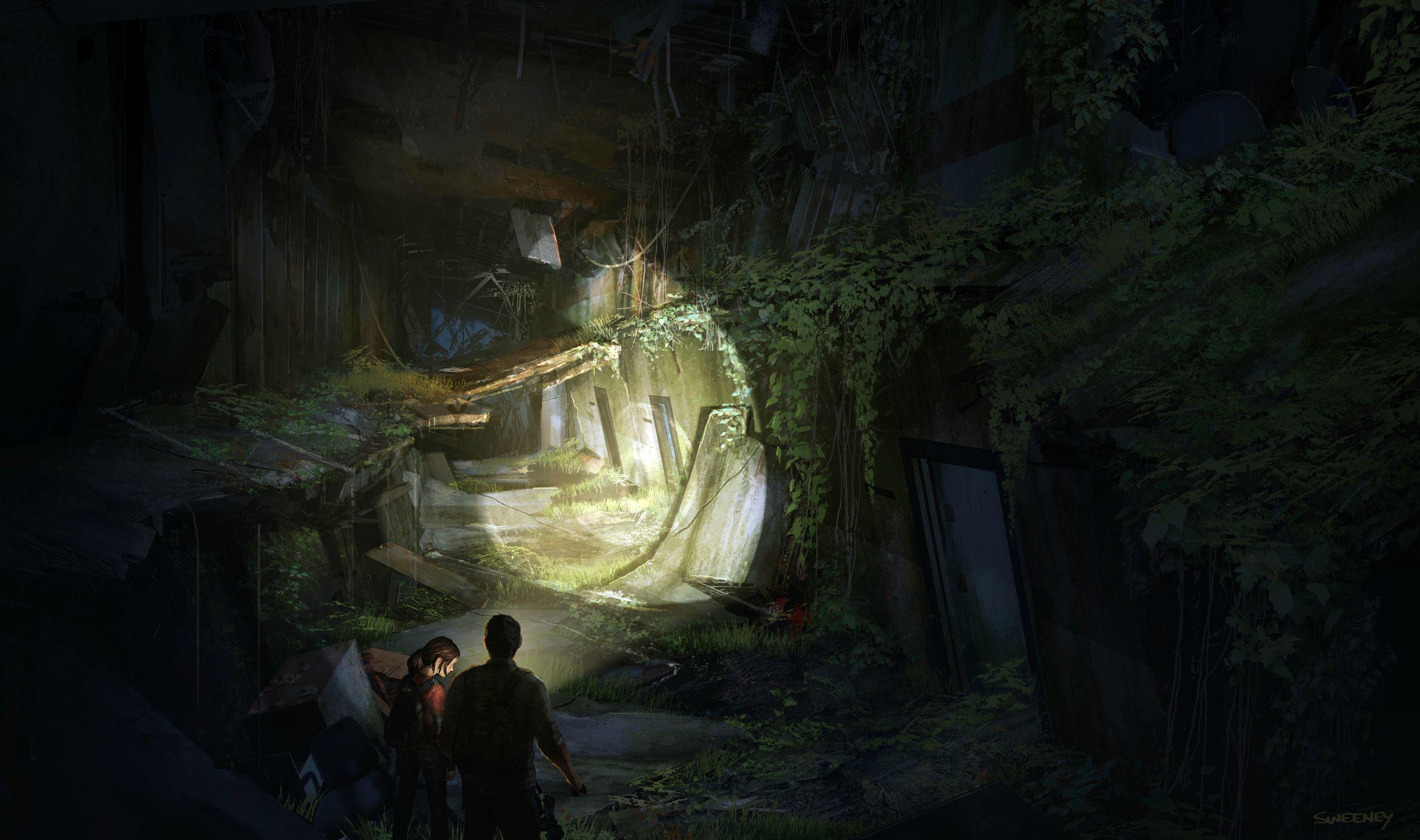 The Last Of Us Ellie And Joel - Ellie Joel , HD Wallpaper & Backgrounds