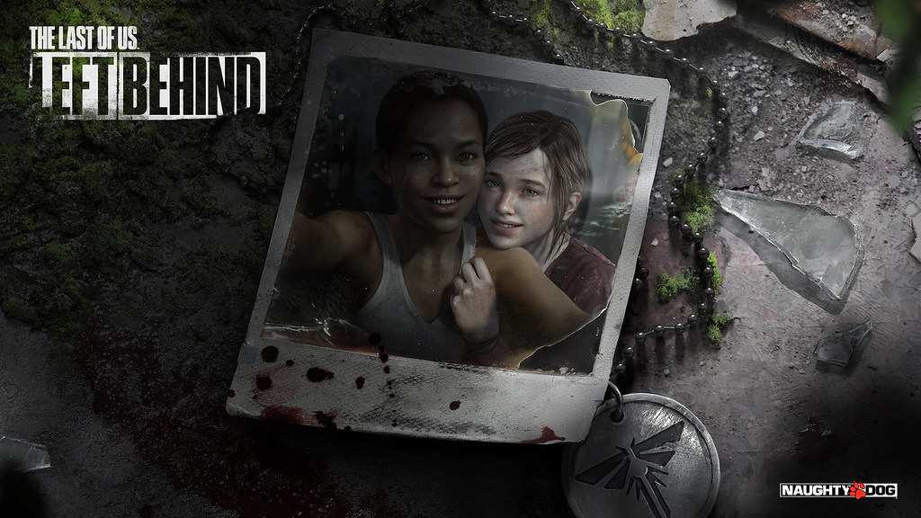 The Last Of Us - Last Of Us Left Behind , HD Wallpaper & Backgrounds
