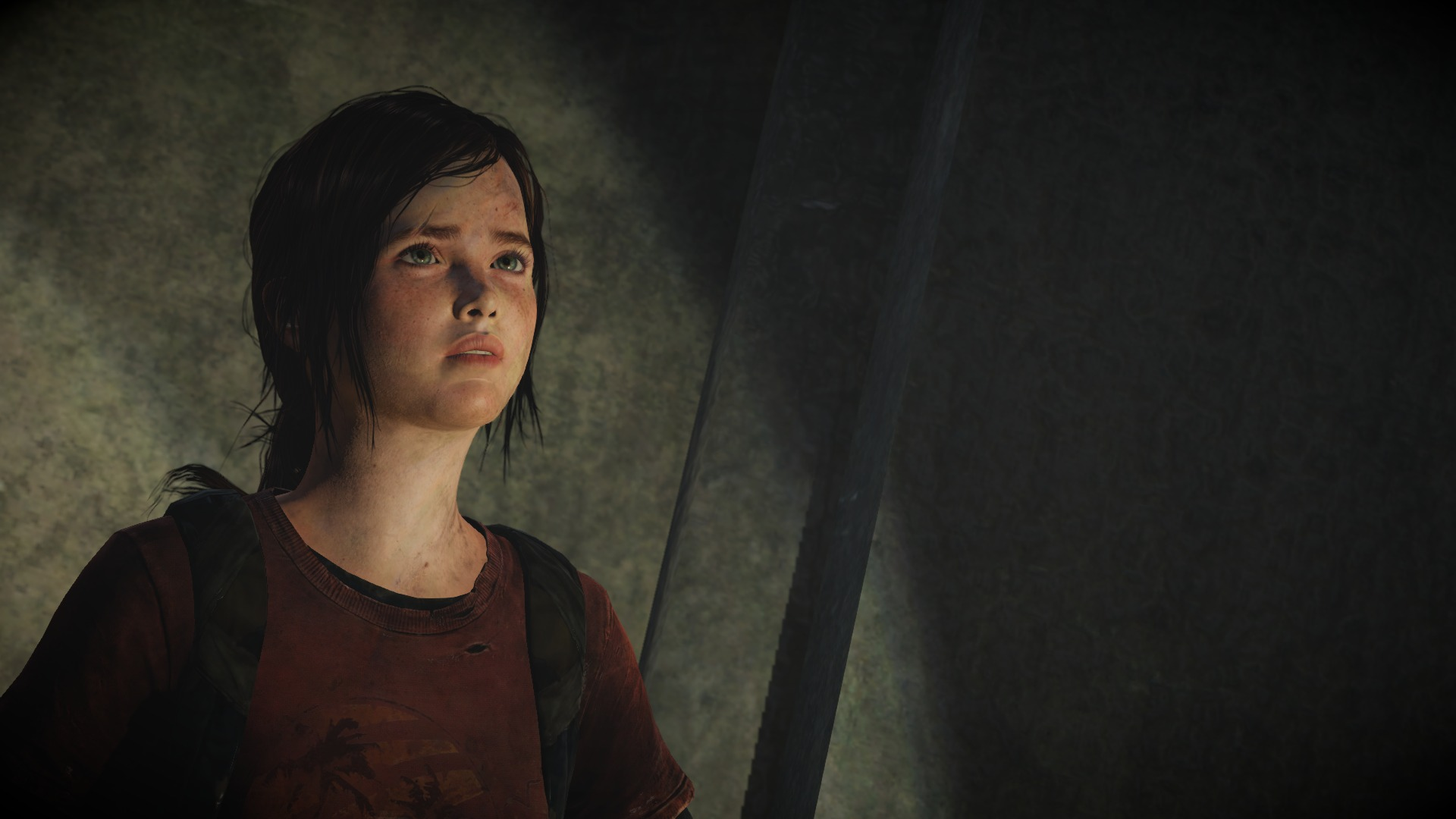 The Last Of Us Ellie Wallpaper Ellie The Last Of Us Remastered