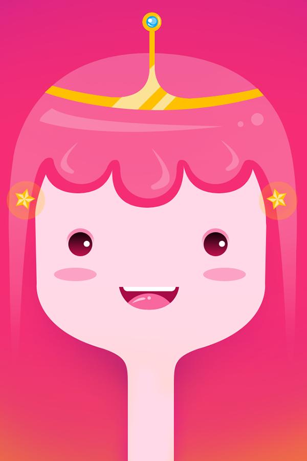 Adventure Time Wallpaper Hd Iphone - Adventure Time Wallpaper Hd Princess Bubblegum , HD Wallpaper & Backgrounds
