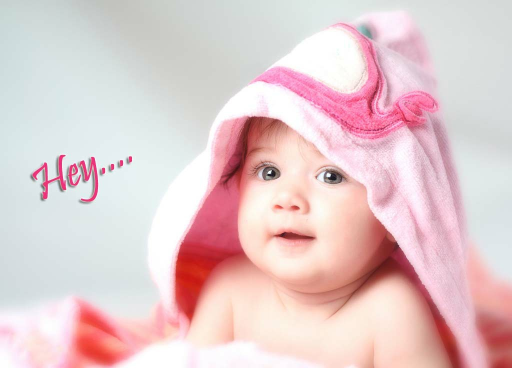Cute Baby Photos With A Smile , HD Wallpaper & Backgrounds
