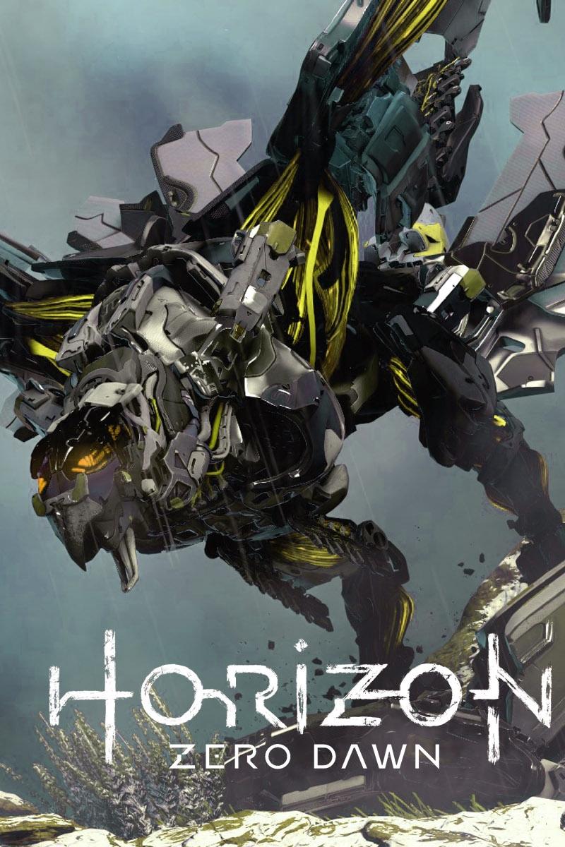 Wallpaper Horizon Zero Dawn Civilization Guerrilla Horizon