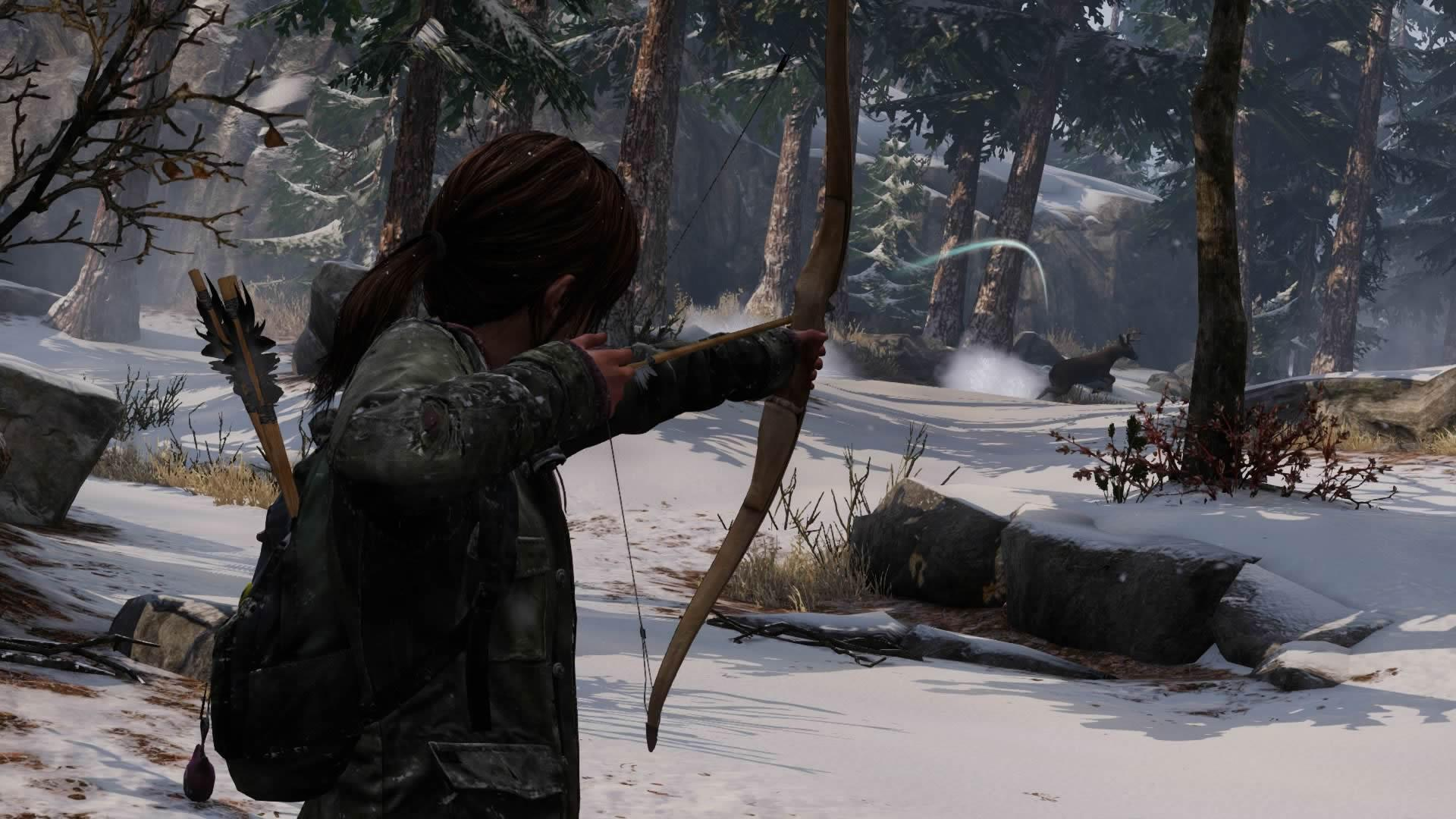 View Larger - Last Of Us Remastered View , HD Wallpaper & Backgrounds