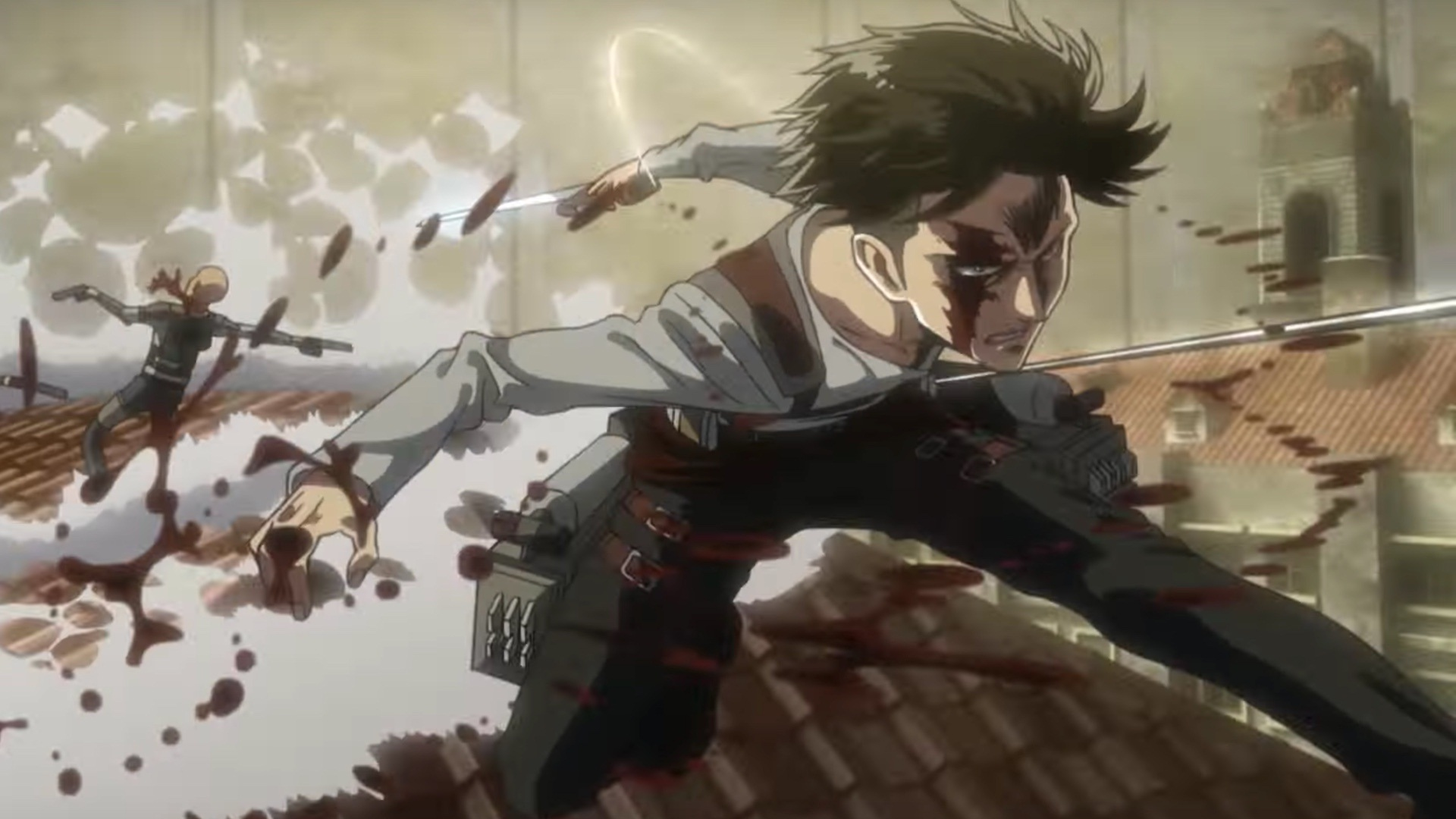 Attack On Titan Best Hd Wallpaper Attack On Titan Season 3 Part