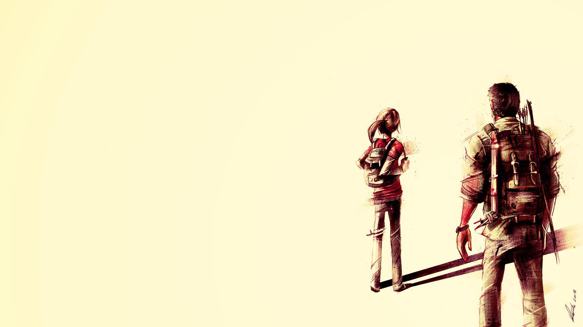 The Last Of Us Hd Wallpaper - Last Of Us Wallpaper Theme , HD Wallpaper & Backgrounds