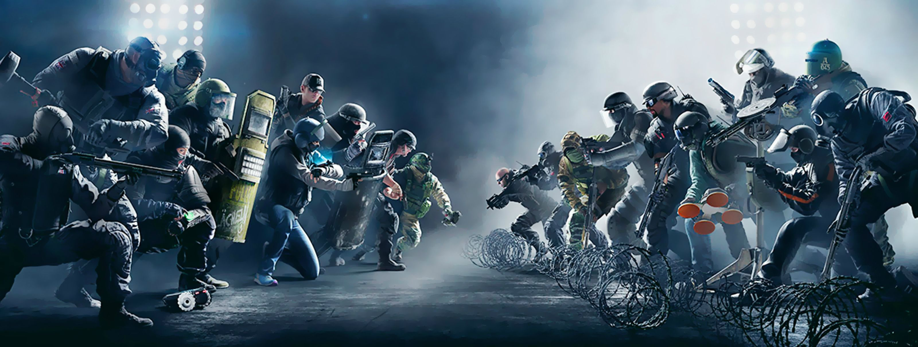 Best Rainbow Six Siege Background 21252 Hd Wallpaper