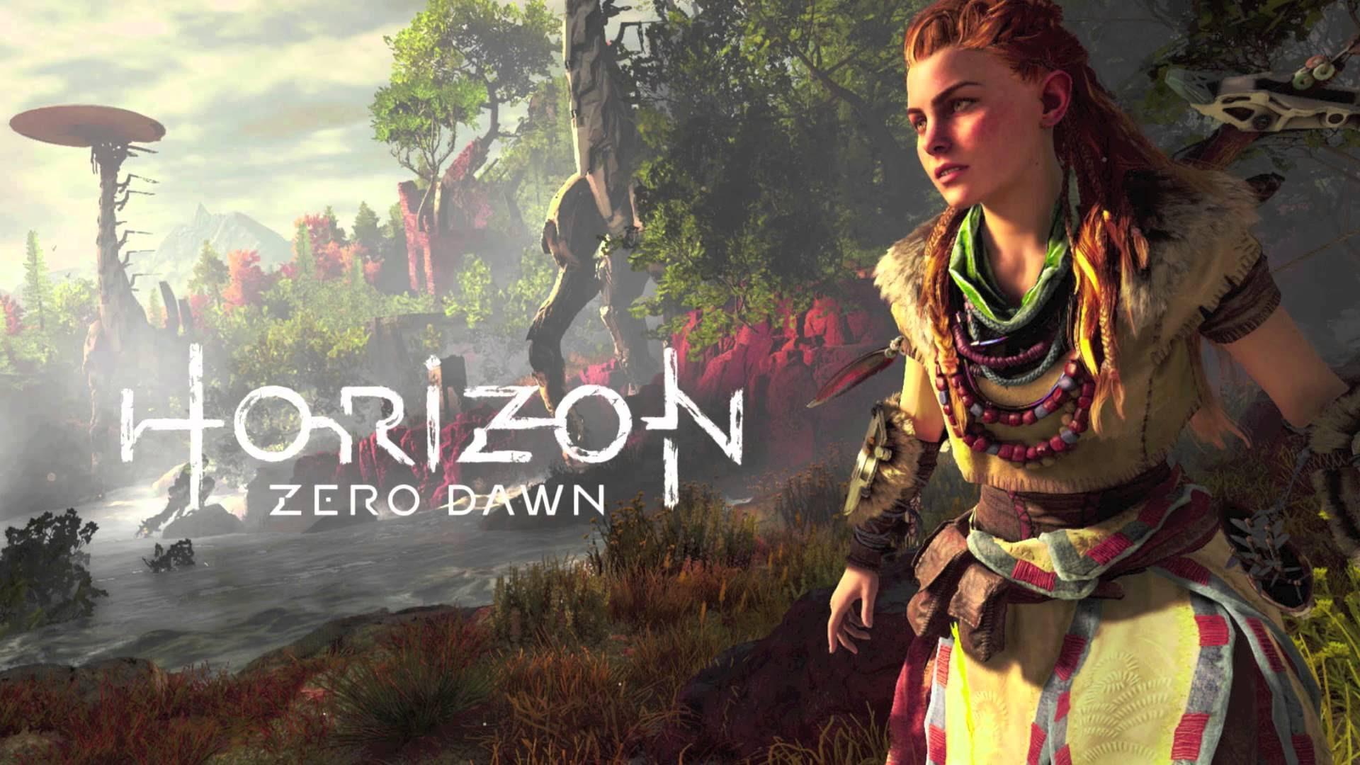 Aloy Horizon Zero Dawn Wallpaper Aloy Horizon Zero Dawn Ps4