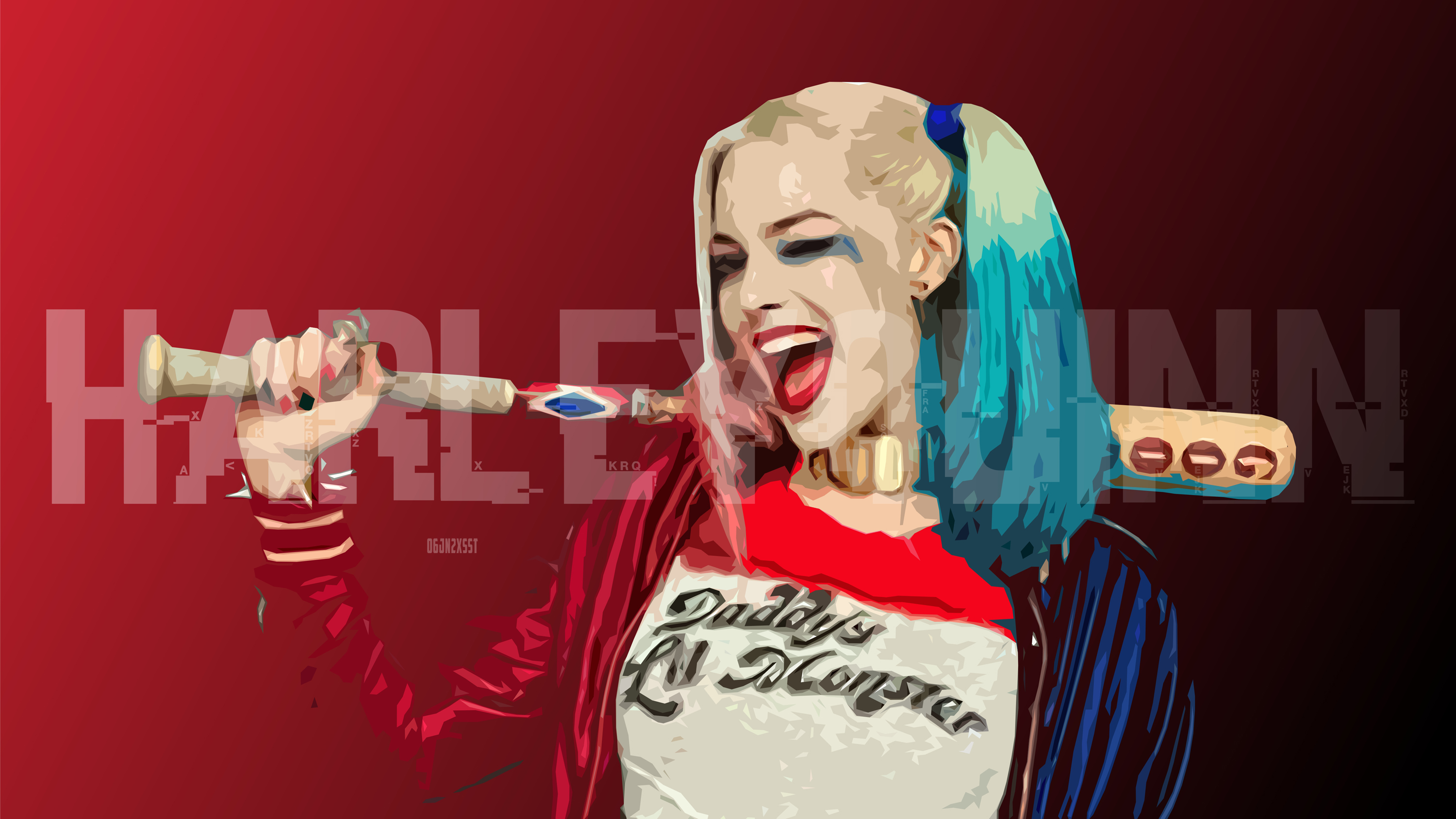 Harley Quinn 21774 Hd Wallpaper Backgrounds Download