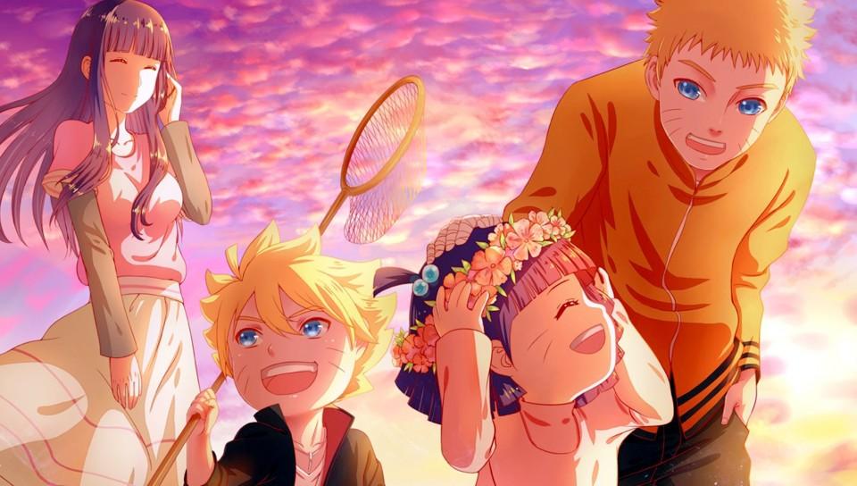 Boruto Uzumaki Naruto Wallpaper - Naruto And Hinata Wallpaper Hd , HD Wallpaper & Backgrounds