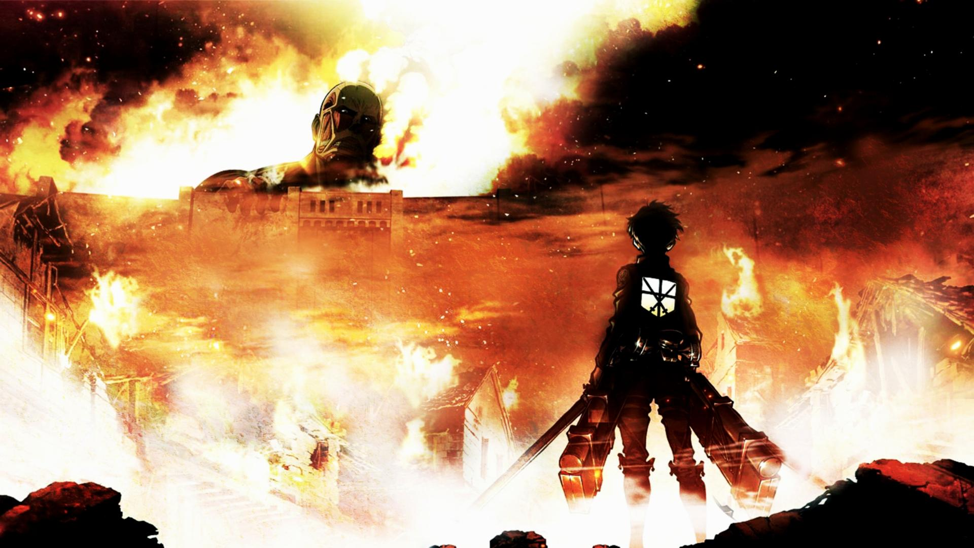 Attack On Titan Live Wallpaper Android Attack On Titan 22171 Hd Wallpaper Backgrounds Download