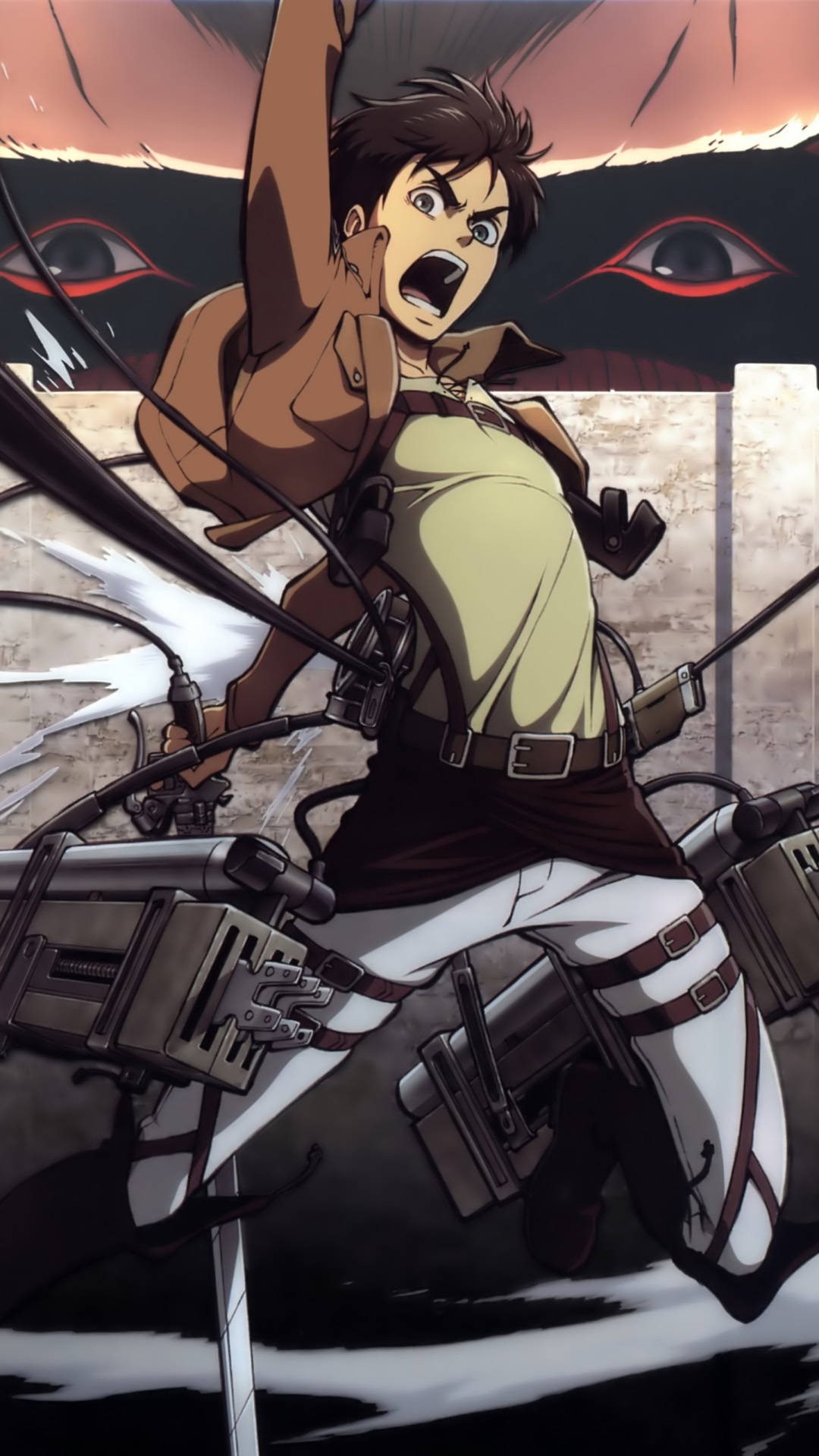 Attack On Titan Iphone Wallpaper Attack On Titan Wallpaper Iphone Shingeki 22787 Hd Wallpaper Backgrounds Download