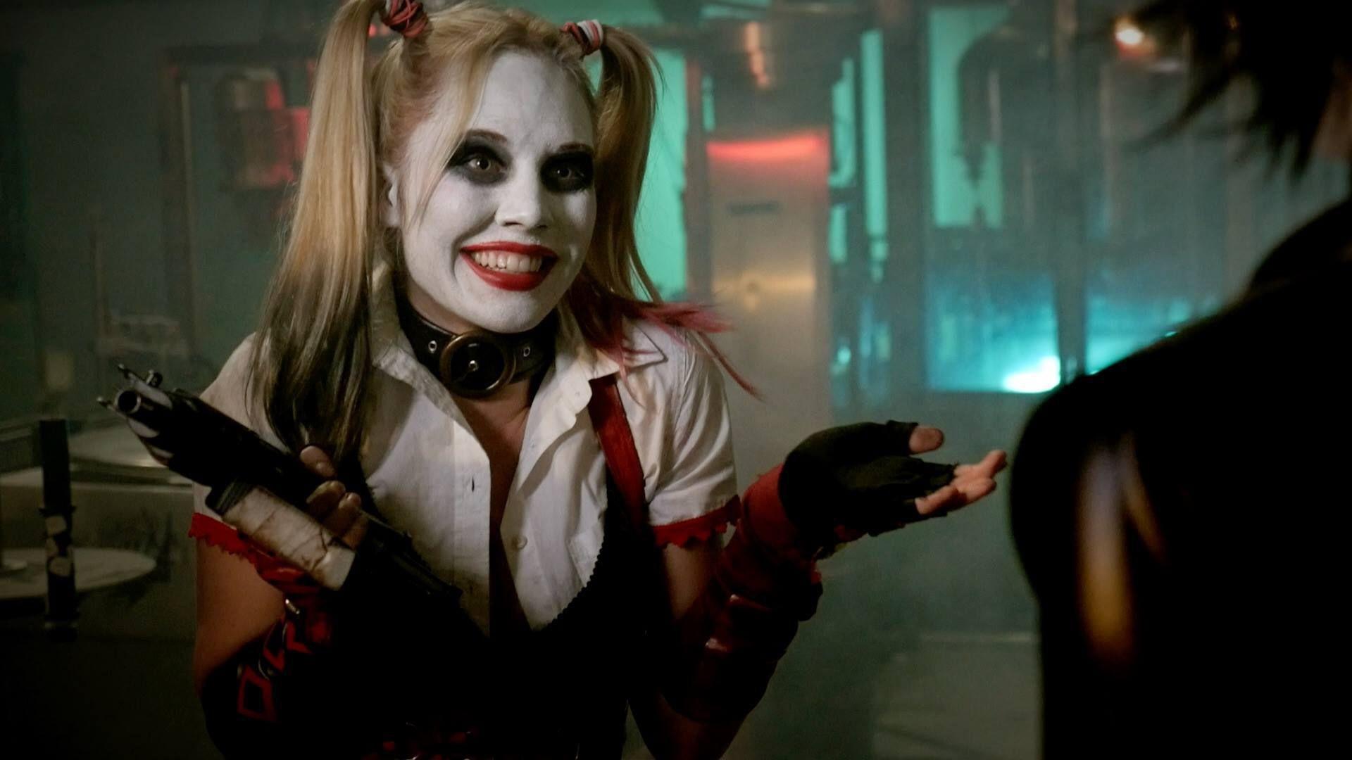 Joker And Harley Quinn Wallpapers Tatiana Dekhtyar Harley
