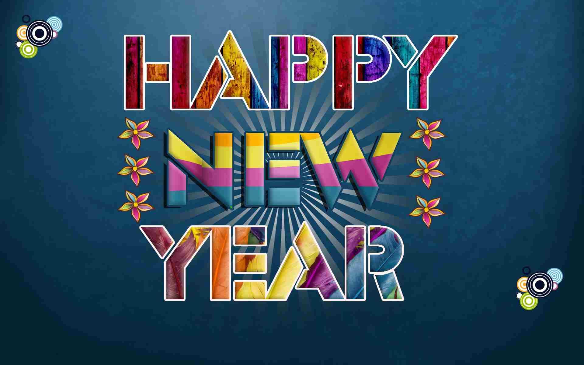 Happy New Year 2018 Wallpaper, New Year Hd Wallpapers - Happy New Year 2019 Hd , HD Wallpaper & Backgrounds