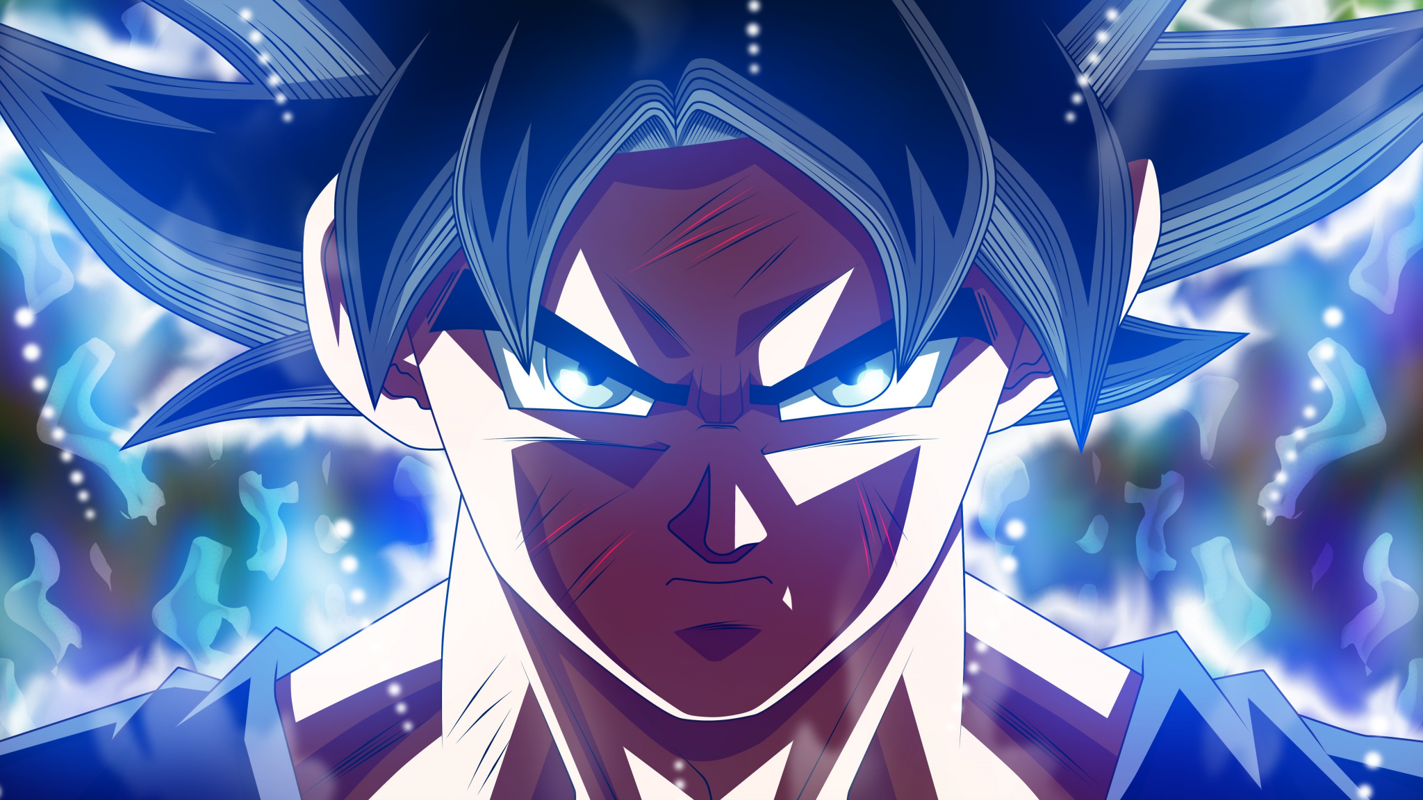 Dragon Ball Super Son Goku Ultra Instinct Wallpaper