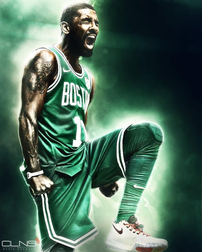 Creative Ideas Kyrie Wallpaper Celtics On Clns Twitter