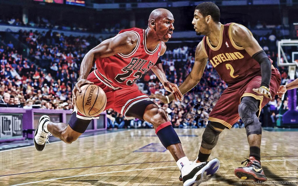 Kyrie Irving Wallpaper Hd - Michael Jordan High Quality , HD Wallpaper & Backgrounds