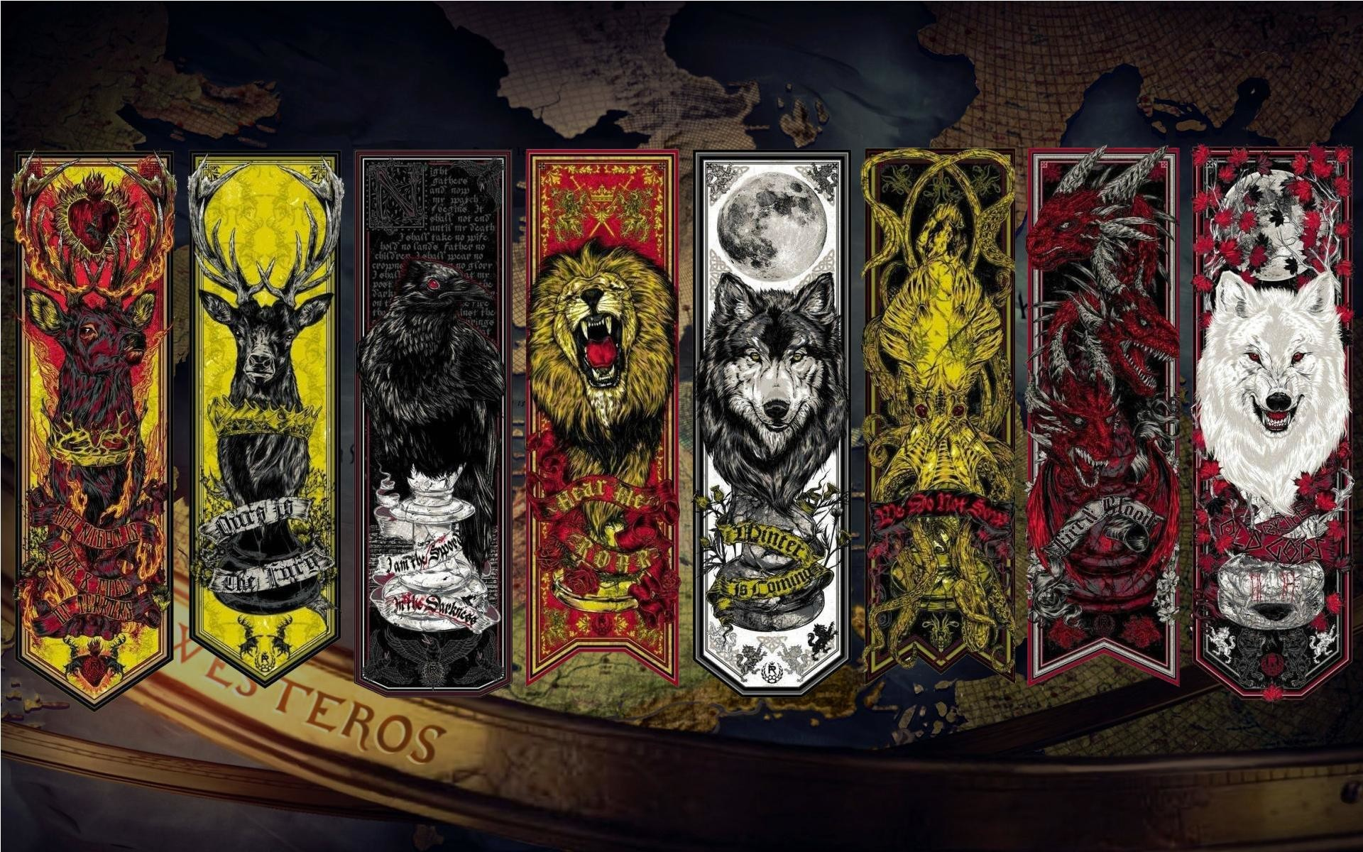 Game Of Thrones World Map Wallpaper Fresh Game Thrones Game Of