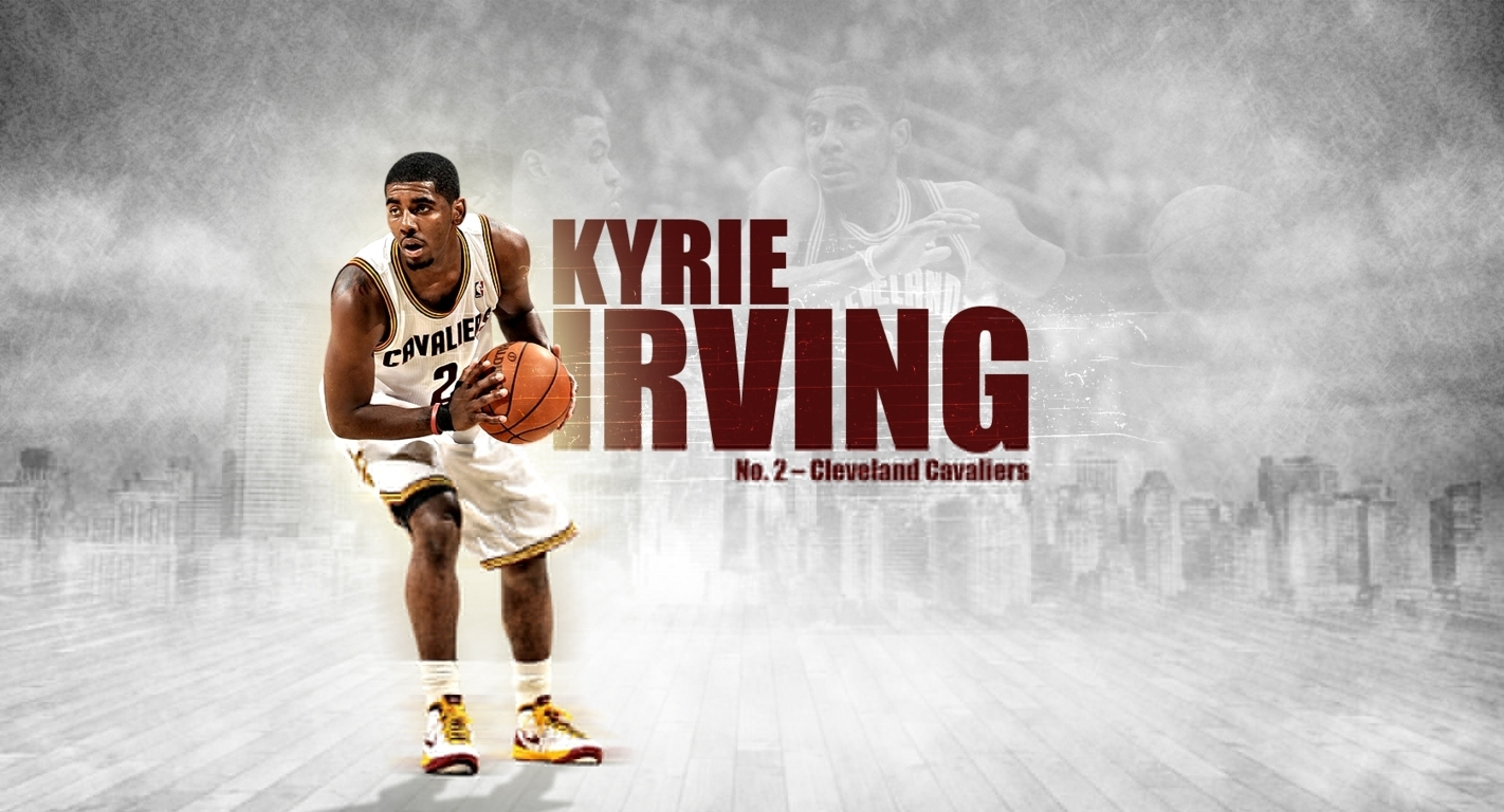 Nba Kyrie Irving Poster , HD Wallpaper & Backgrounds