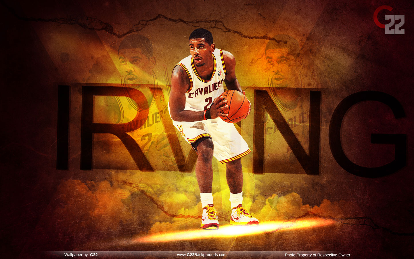 Kyrie Irving 1440×900 Wallpaper - Kyrie Irving , HD Wallpaper & Backgrounds