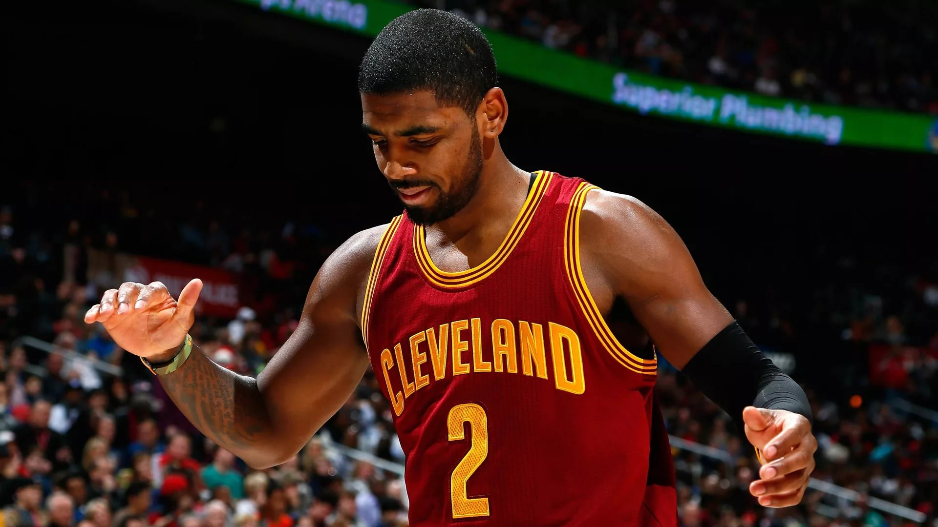 Kyrie Irving Wallpapers Hd - Cavs , HD Wallpaper & Backgrounds