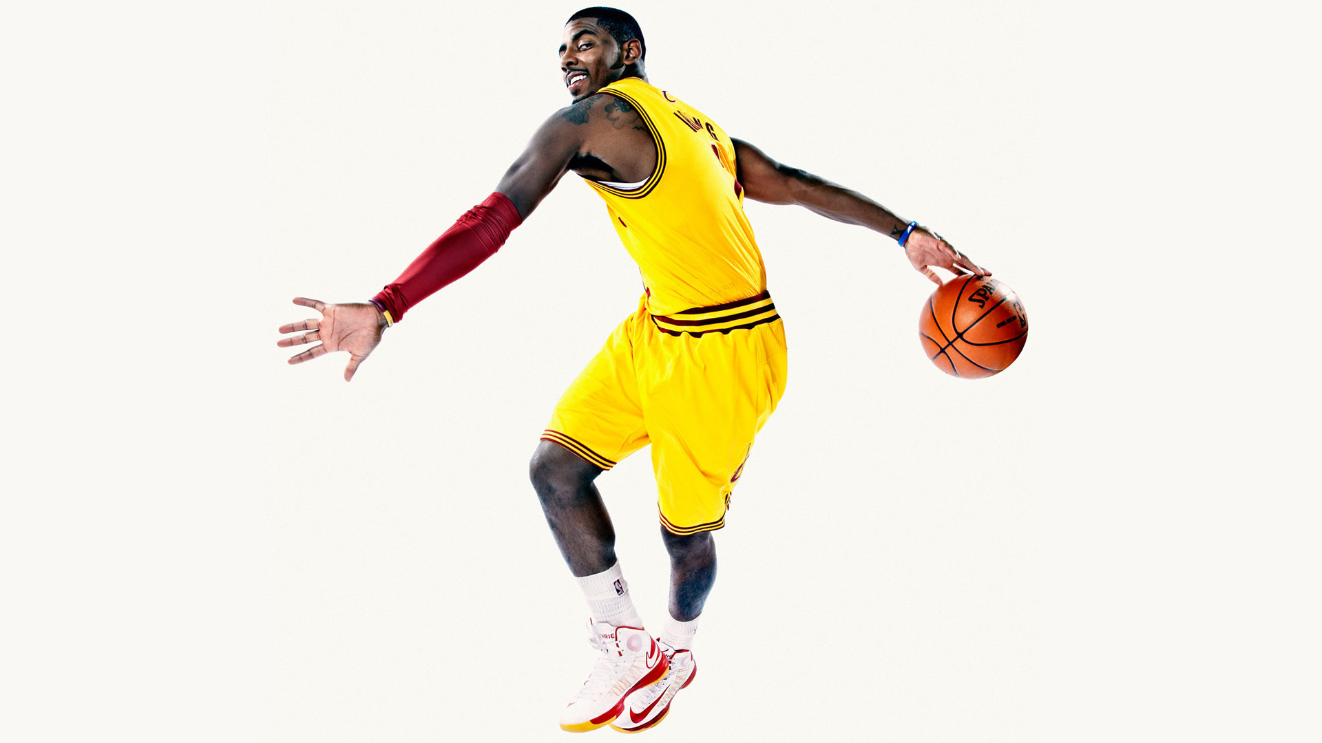 Cleveland Cavaliers V Atlanta Hawks Hd Kyrie Irving Kyrie