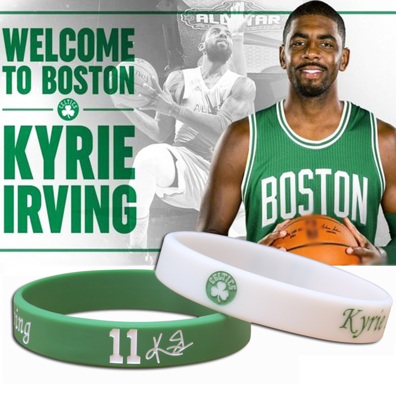 Kyrie Irving Jersey Wallpaper Kyrie Irving To Celtics