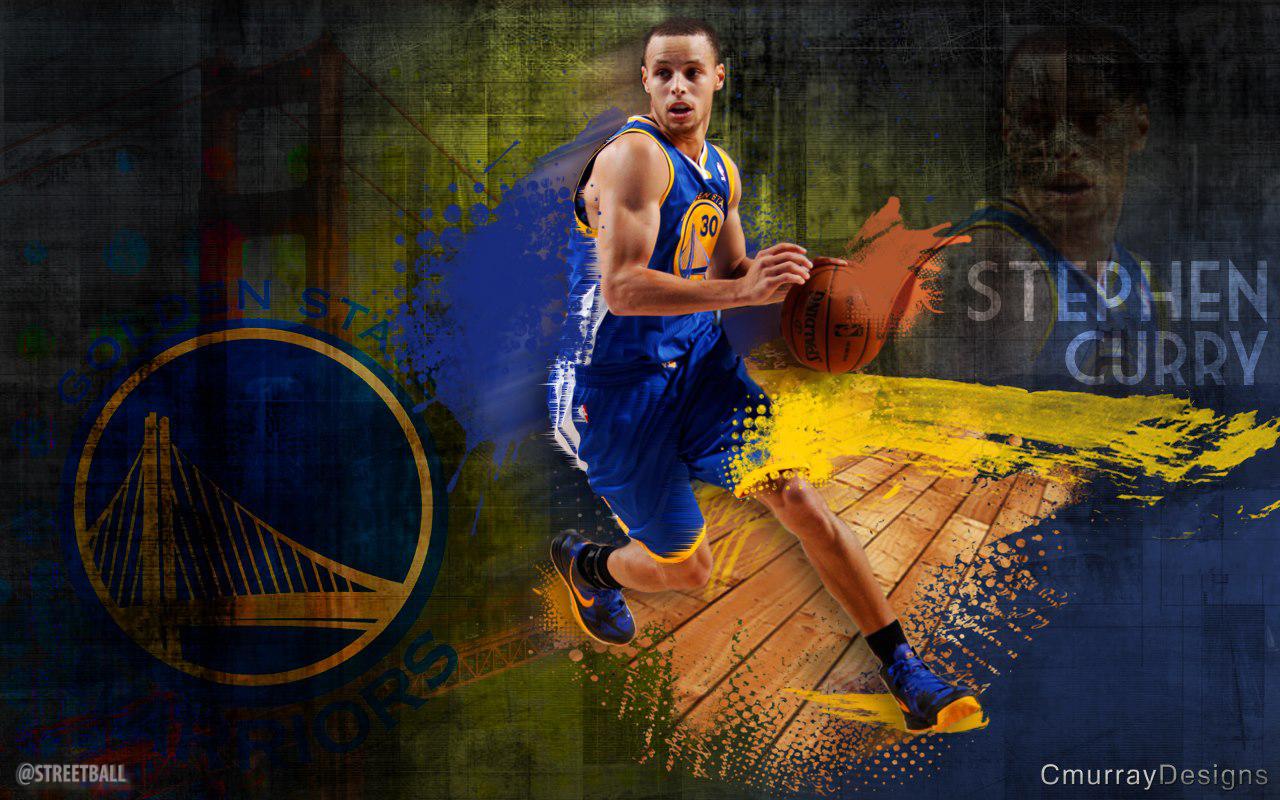 Golden State Warriors Stephen Curry Wallpaper - Stephen Curry Basketball Outfits , HD Wallpaper & Backgrounds
