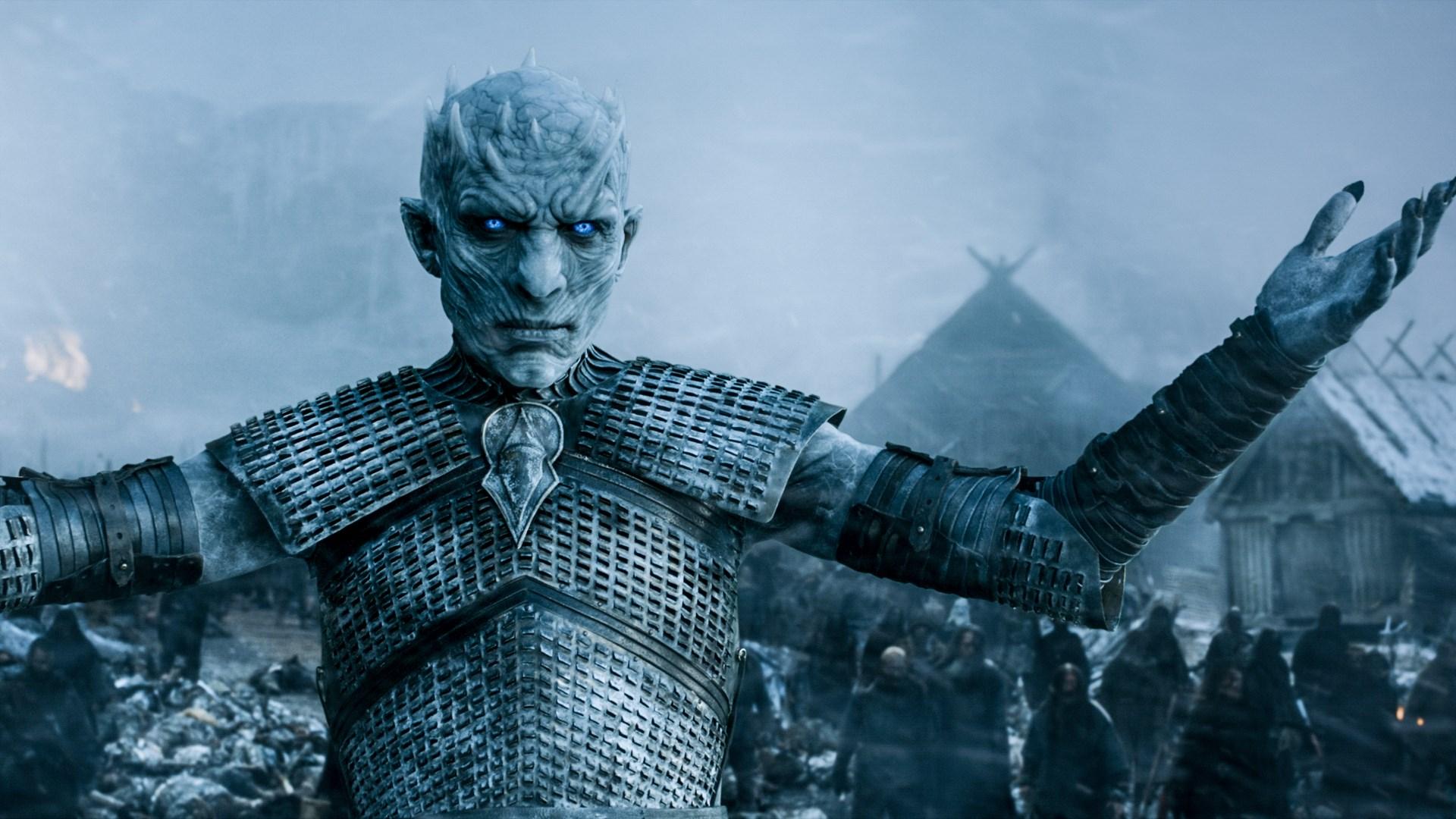 Thrones Desktop Wallpaper Hd Wallpapers - Rei Da Noite Game Of Thrones , HD Wallpaper & Backgrounds