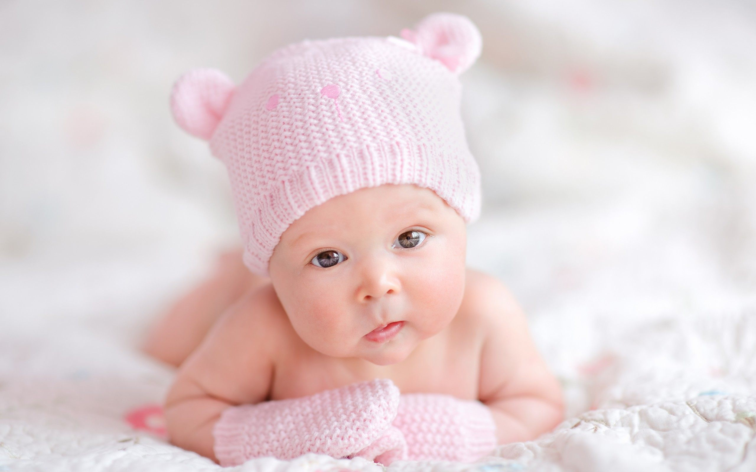 Baby Wallpapers Hd Resolution - Baby Girl , HD Wallpaper & Backgrounds