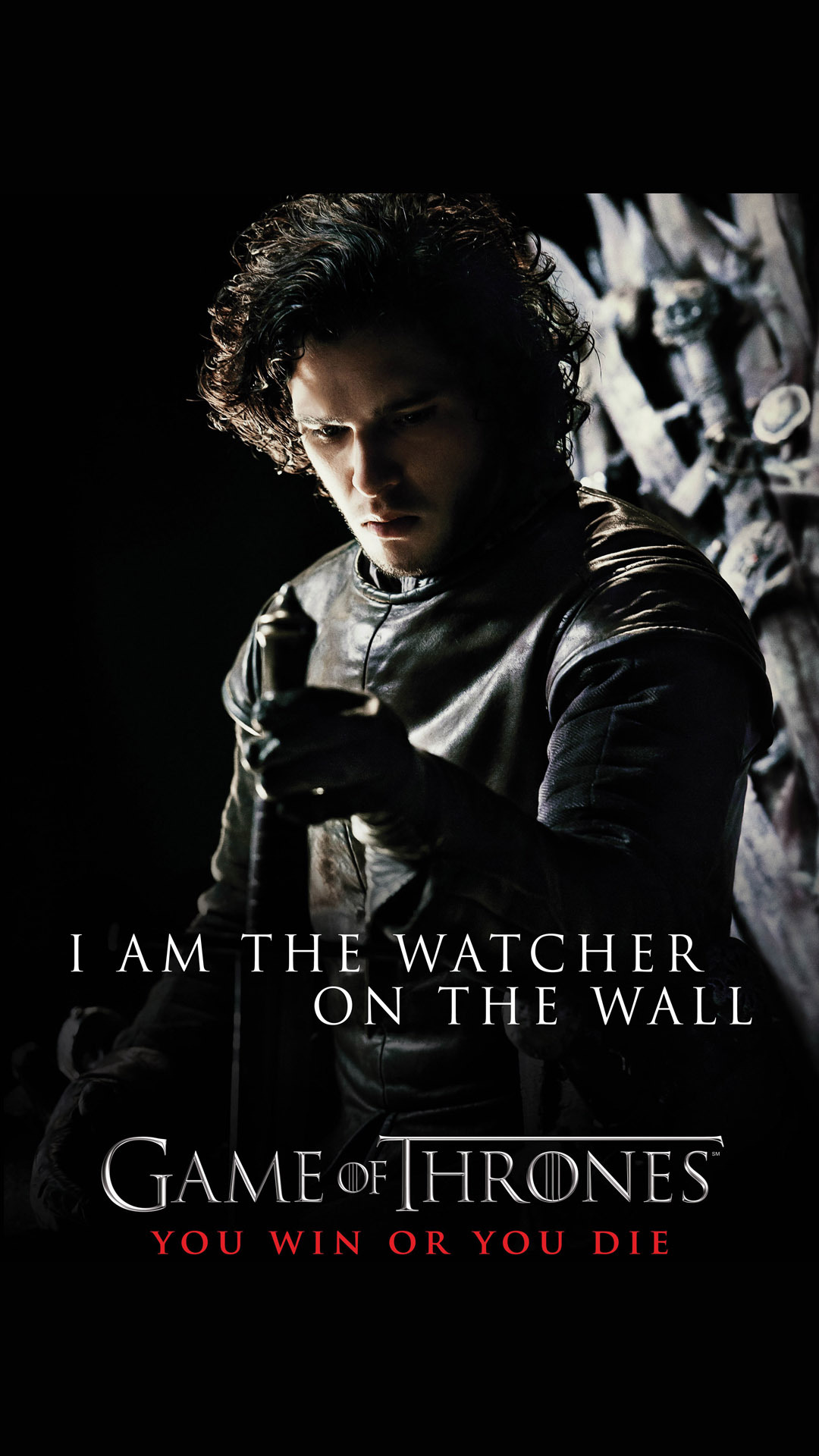 Jon Snow Alive - Game Of Thrones Season 1 Character Posters , HD Wallpaper & Backgrounds