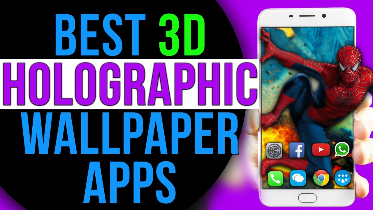 2 27973 best amazing 3d parallax holographic live wallpaper holographic