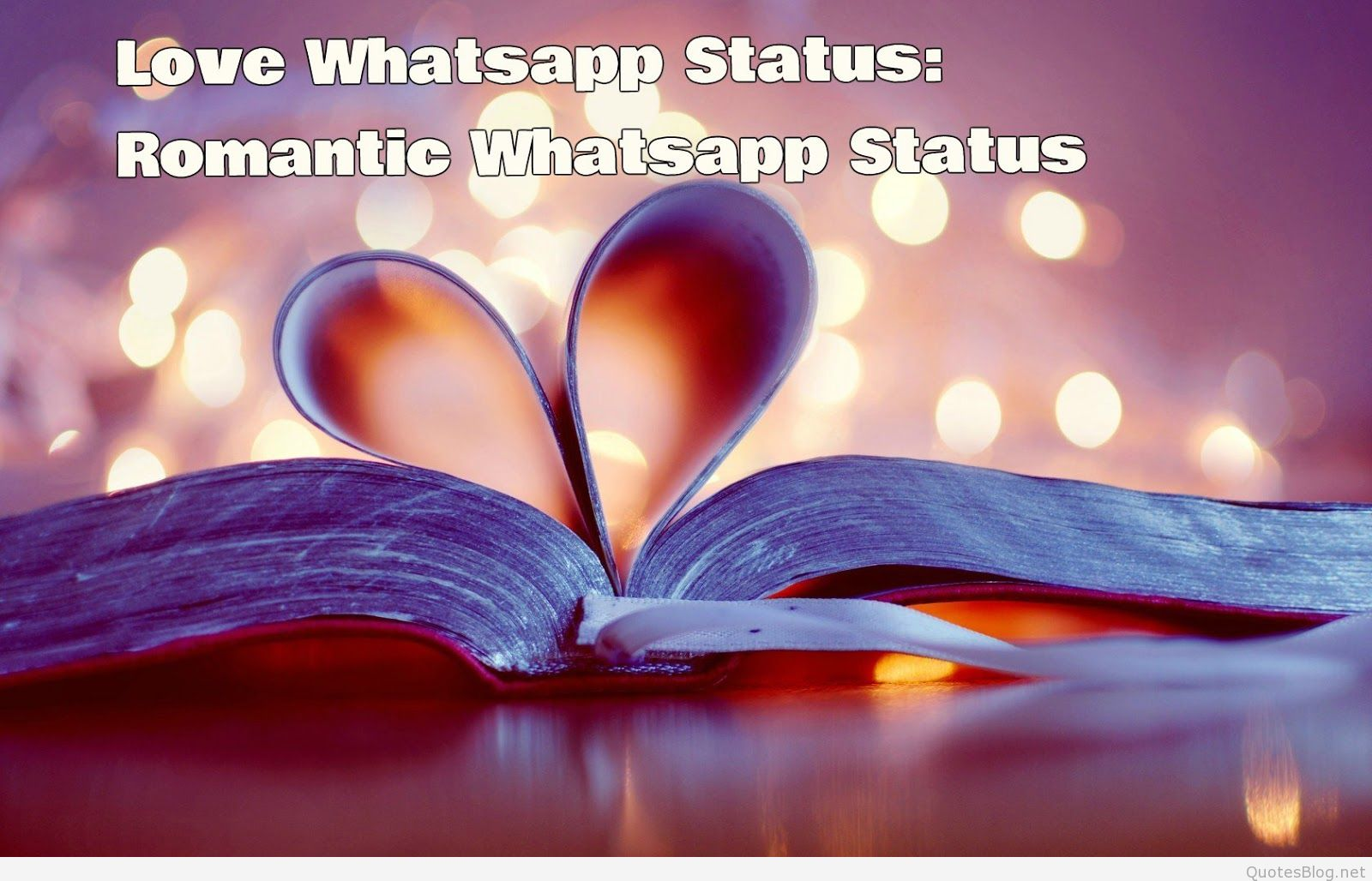 Latest Top 150 Love Whatsapp Status Romantic Whatsapp