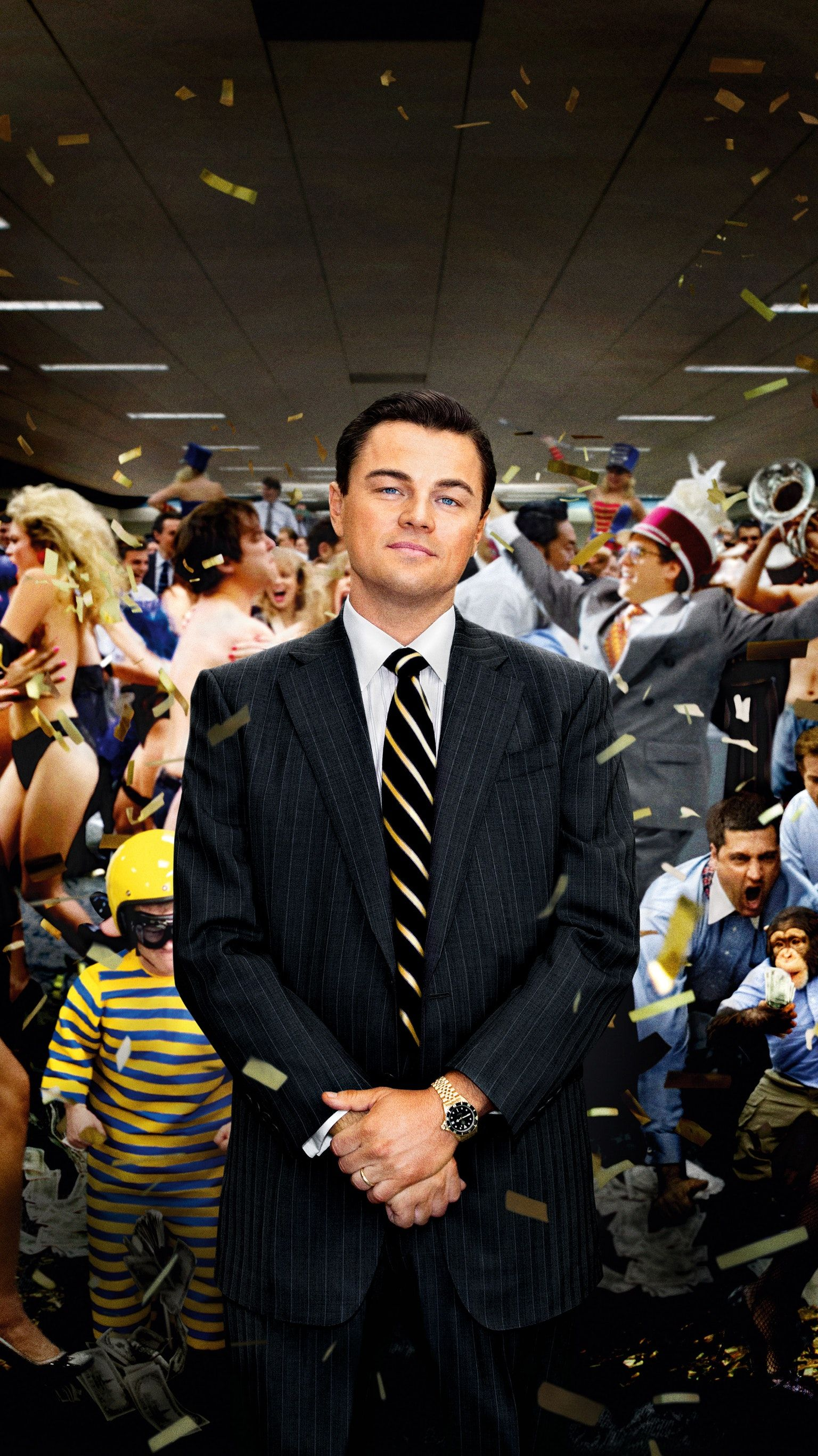 Obsessed With The Amazing Actor Leonardo Dicaprio - Wolf Of Wall Street , HD Wallpaper & Backgrounds