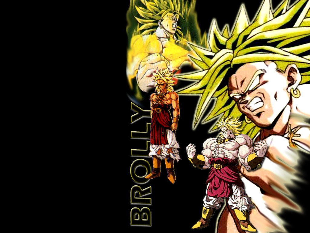 Dragonball Z Wallpapers Dragon Ball Z Broly 200637 Hd Wallpaper Backgrounds Download