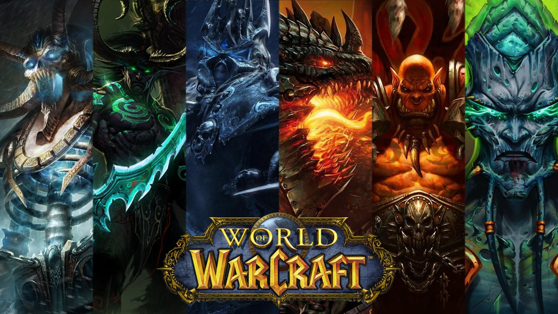 Illidan Stormrage Wallpapers Hd Wow World Of Warcraft All