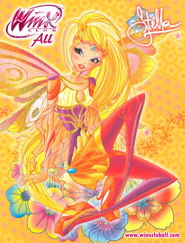 Stella Bloomix Winx Club Wallpaper Wallpaper, Winx - Winx Club Believix , HD Wallpaper & Backgrounds