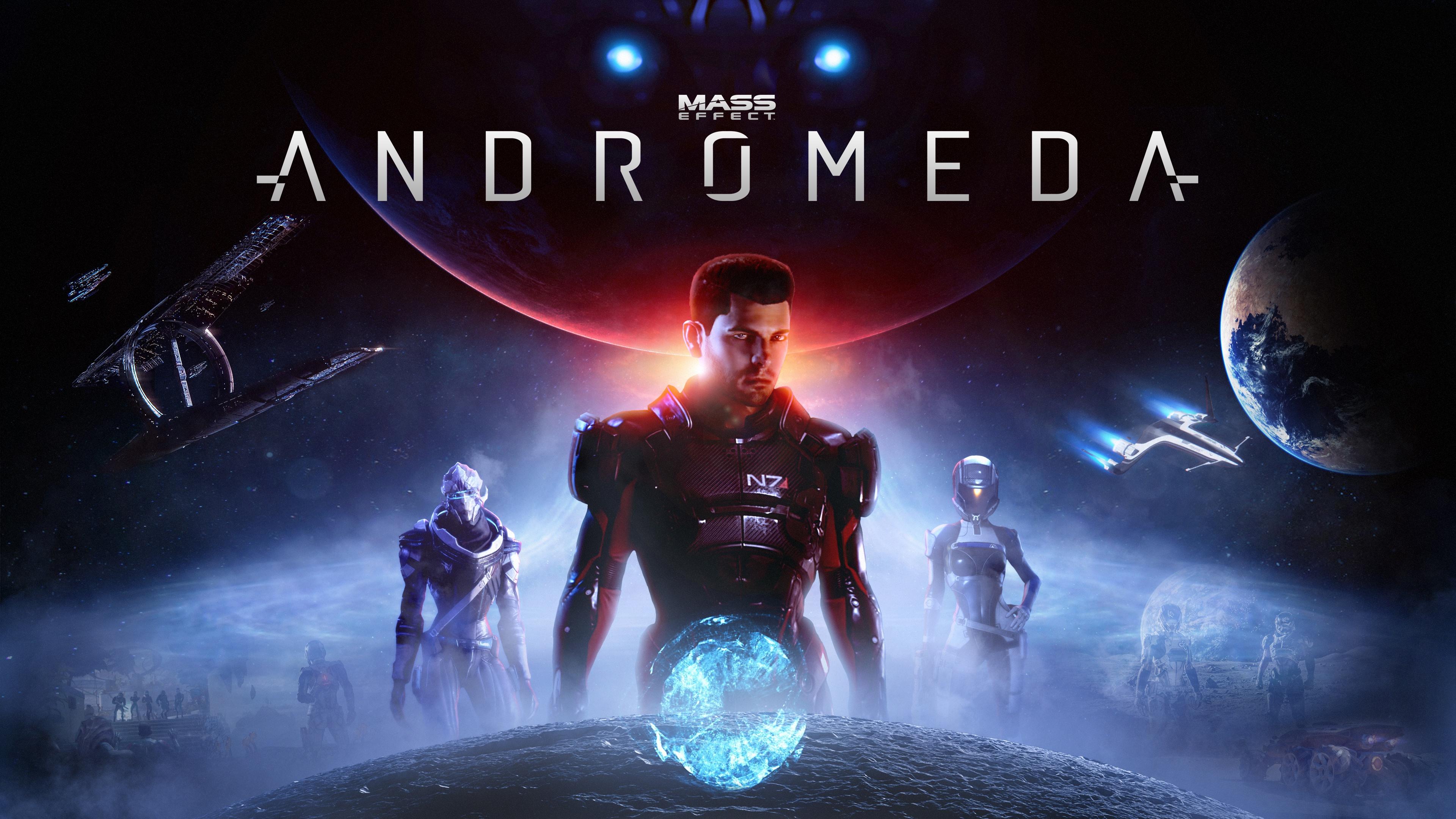Andromeda Mass Effect Andromeda Vetra 201994 Hd
