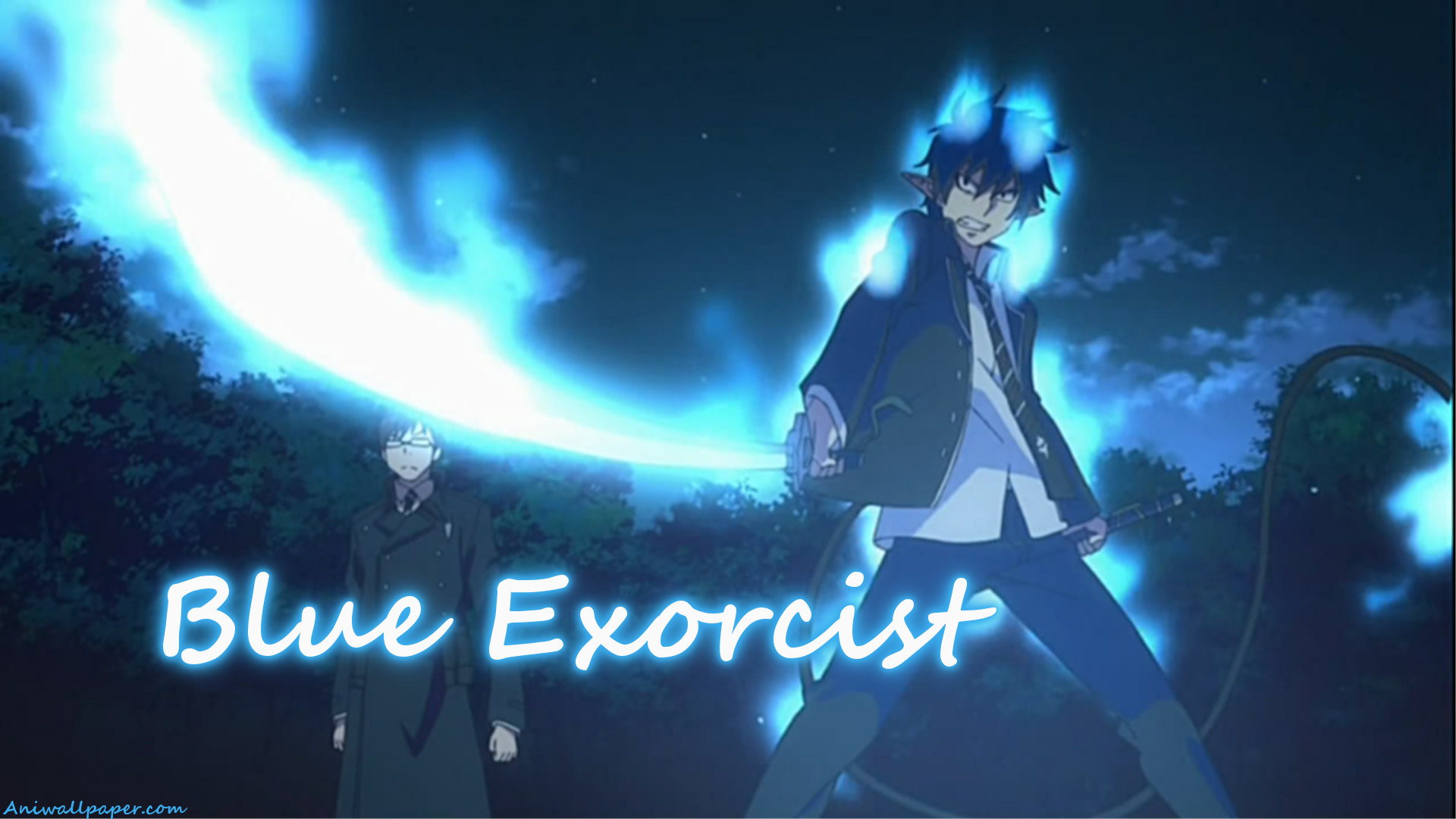 Raraboom Images Blue Exorcist Hd Wallpaper And Background Blue