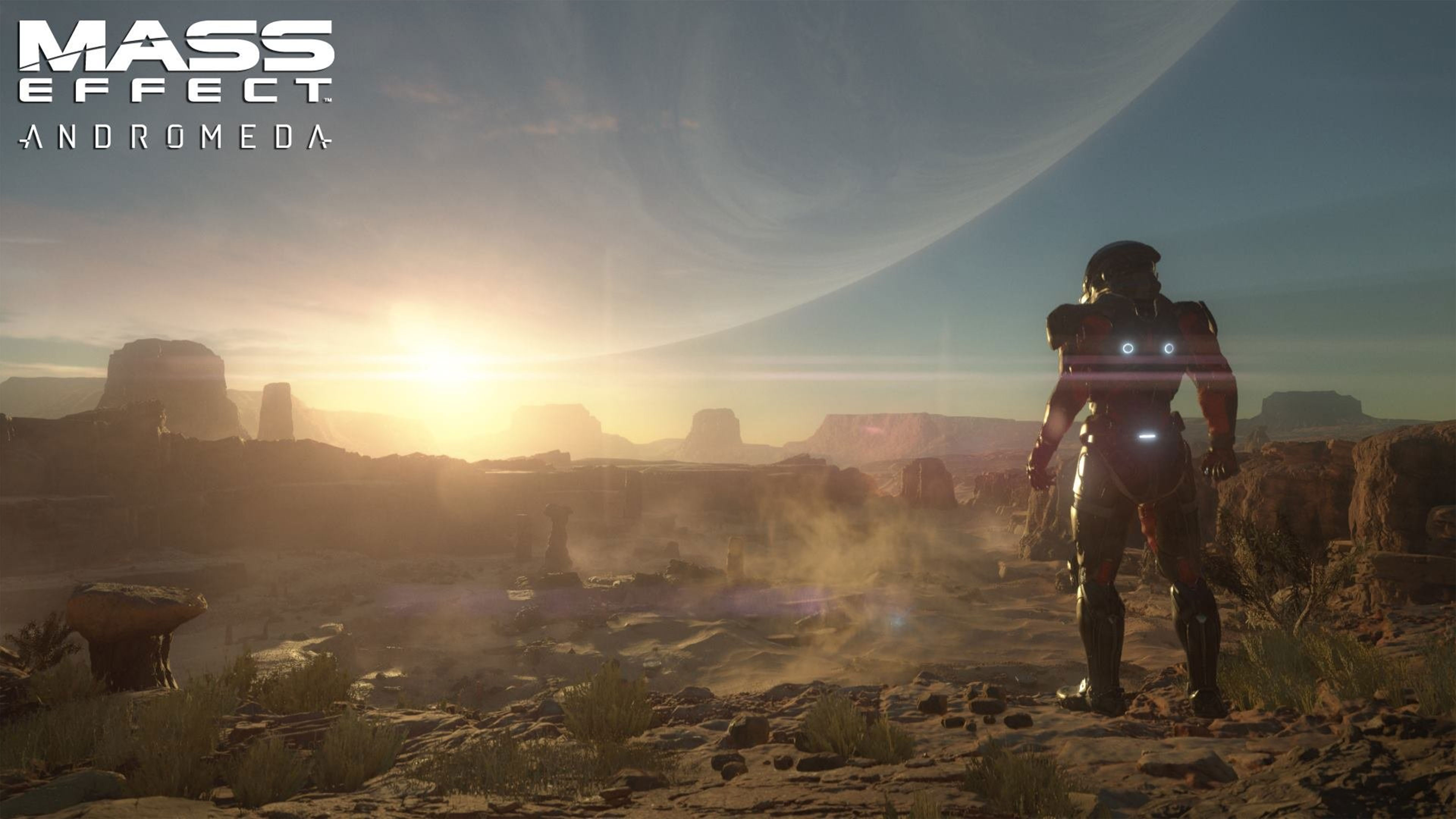 Mass Effect Andromeda 4k Wallpaper Mass Effect Andromeda