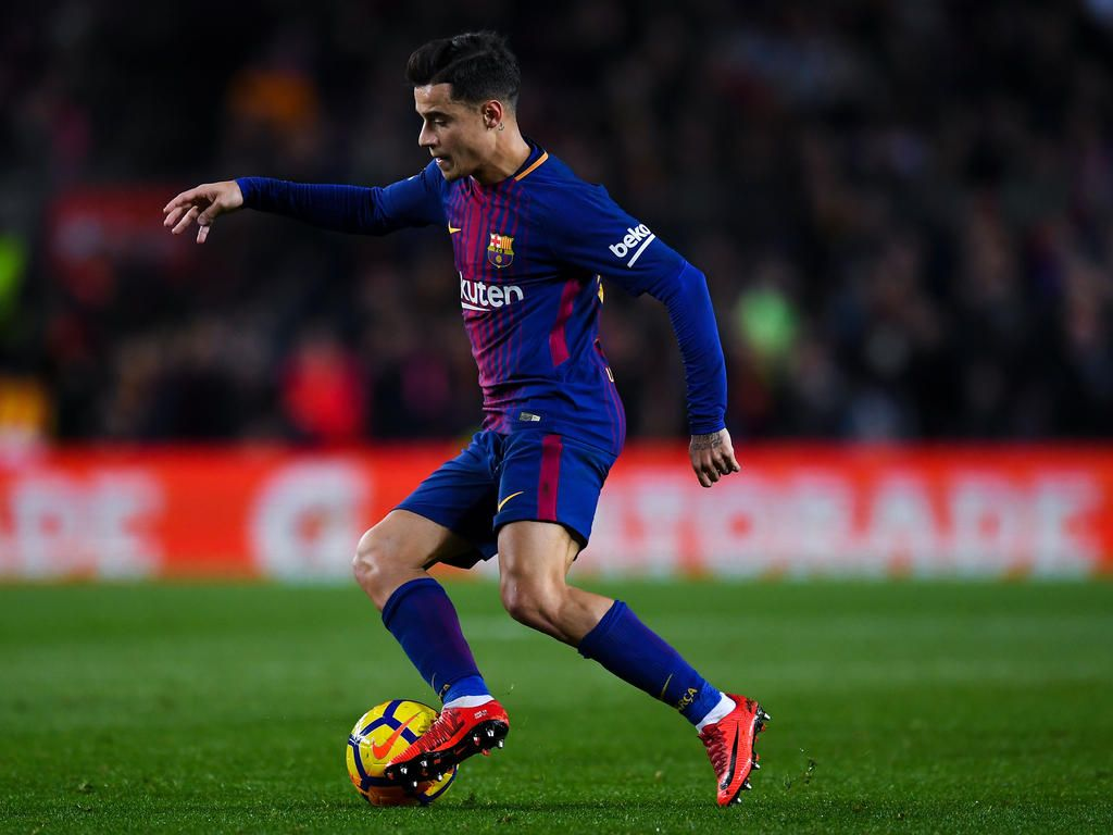 Coutinho Barcelona Wallpapers Philippe Coutinho 2018