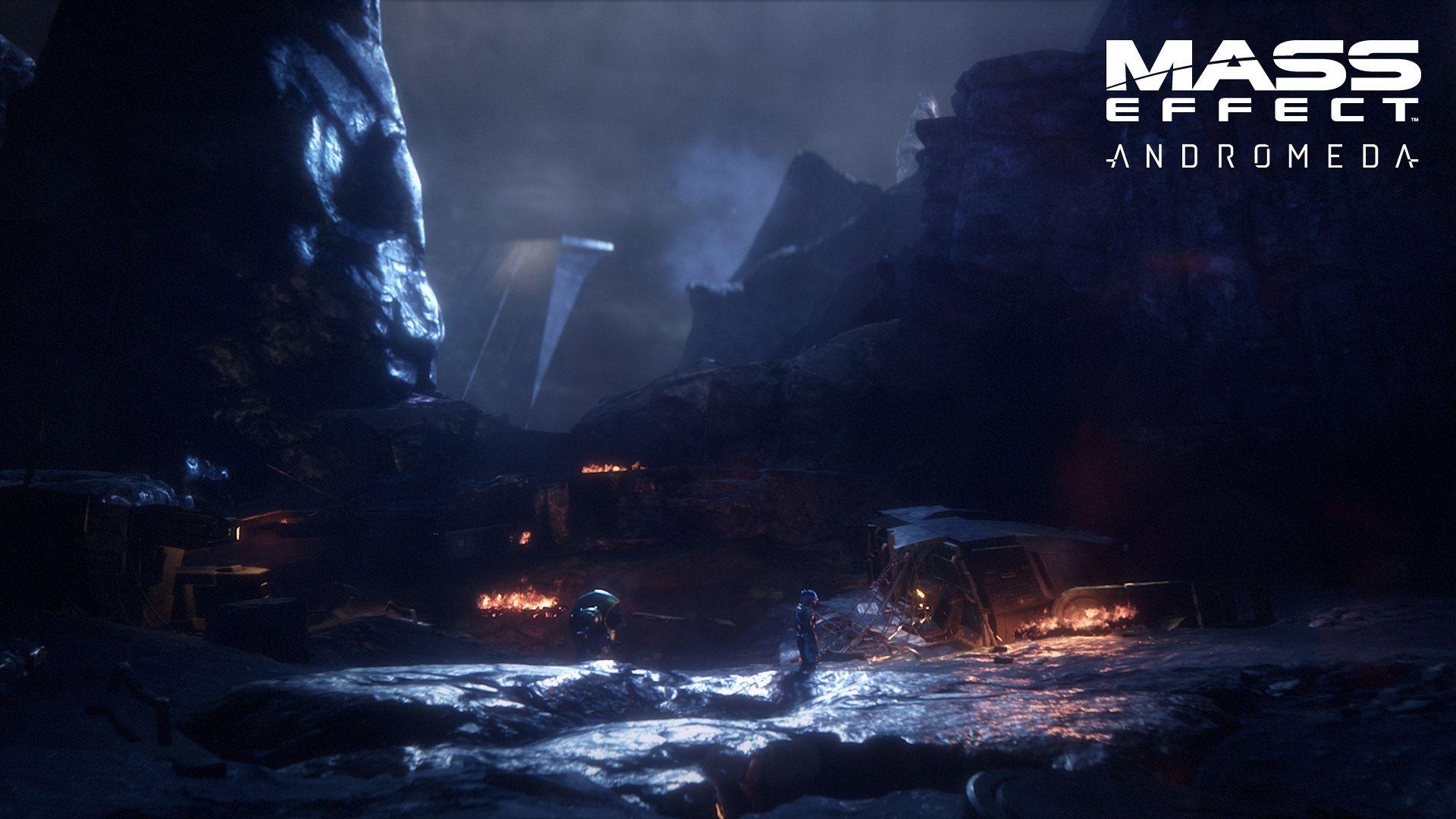 Mass Effect Andromeda Wallpaper Mass Effect 3 203735 Hd