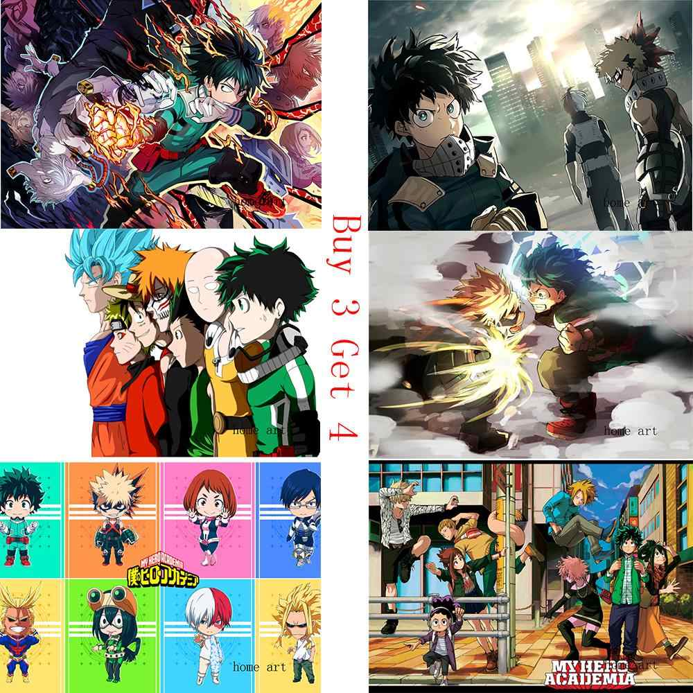Boku No Hero Academia Anime Wallpaper Clear Image Wall My