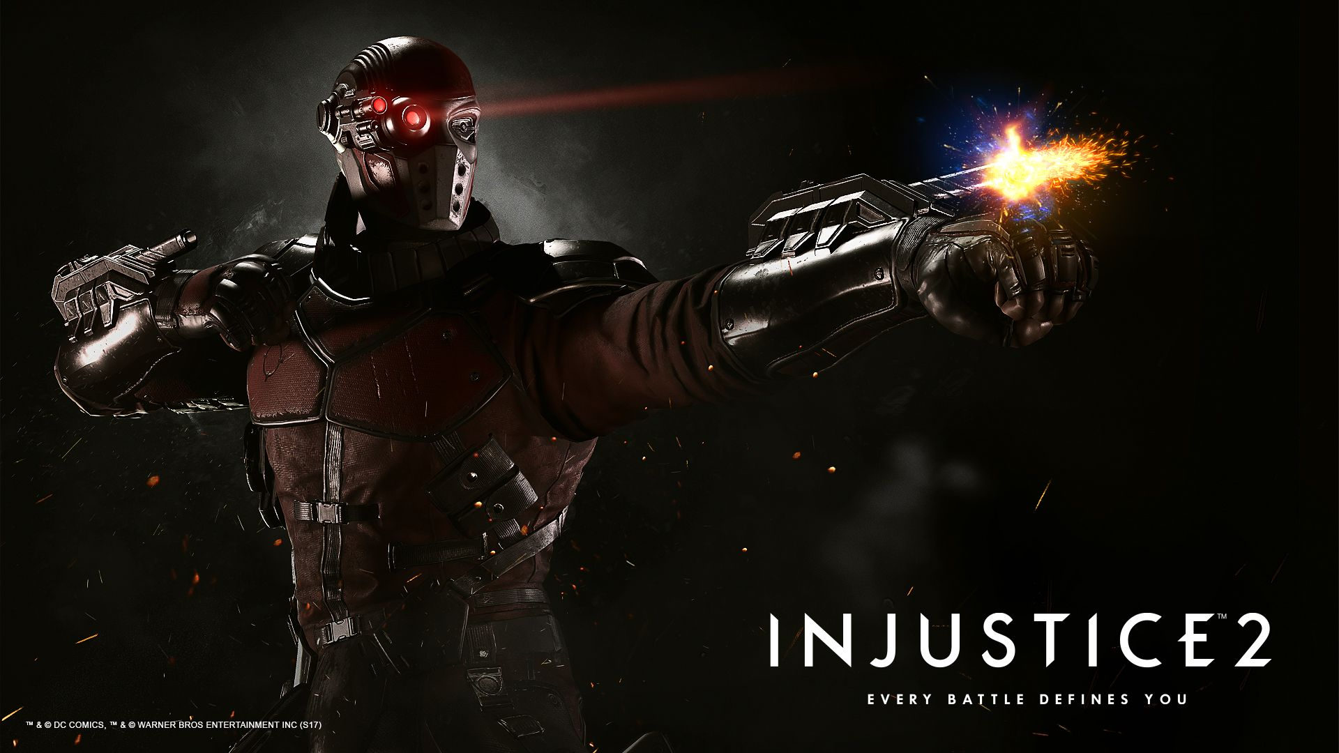 Wallpaper From Injustice Dead Shot Injustice 2 204254