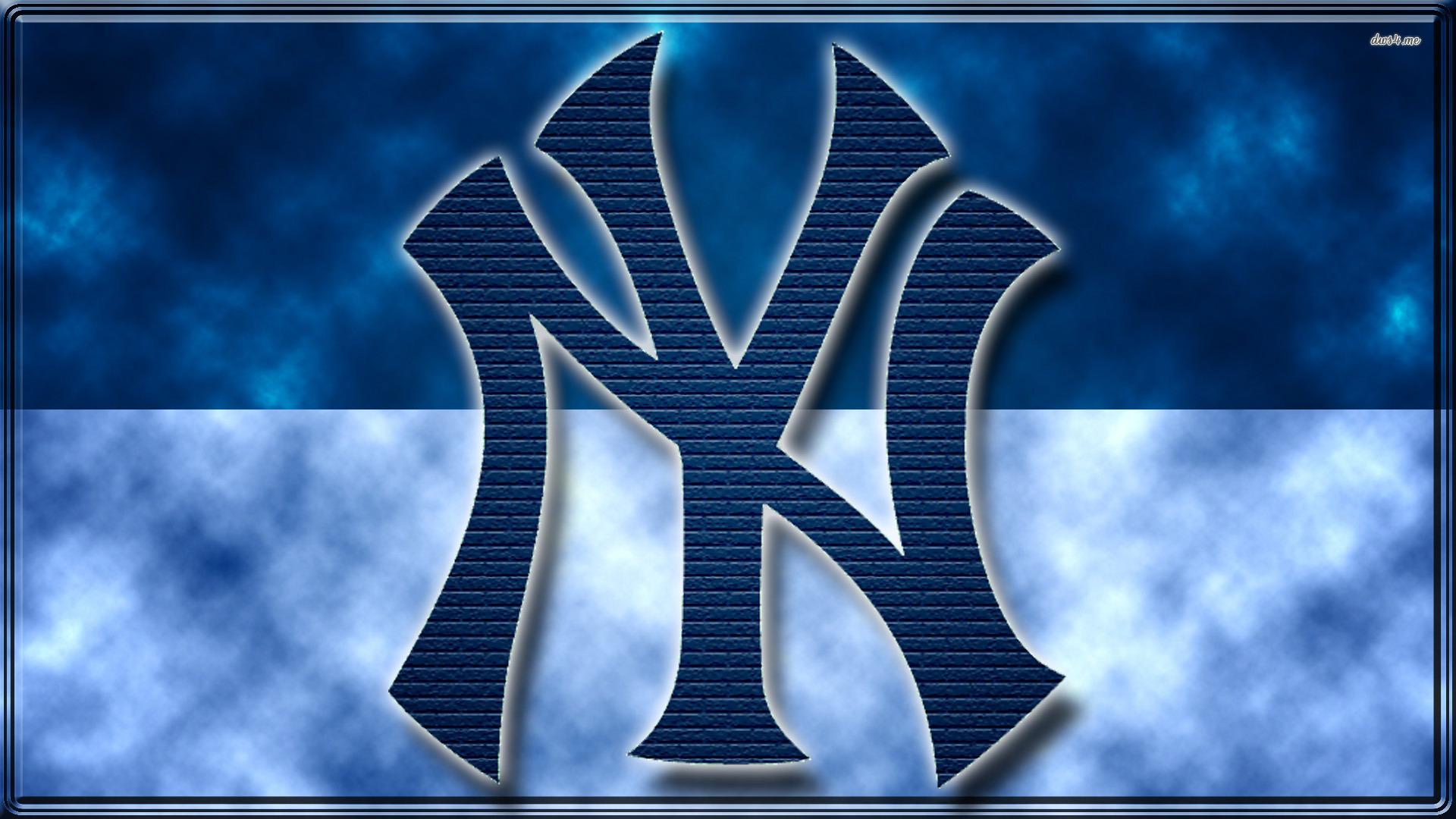 New York Yankees Wallpaper - New York Yankees Cool , HD Wallpaper & Backgrounds